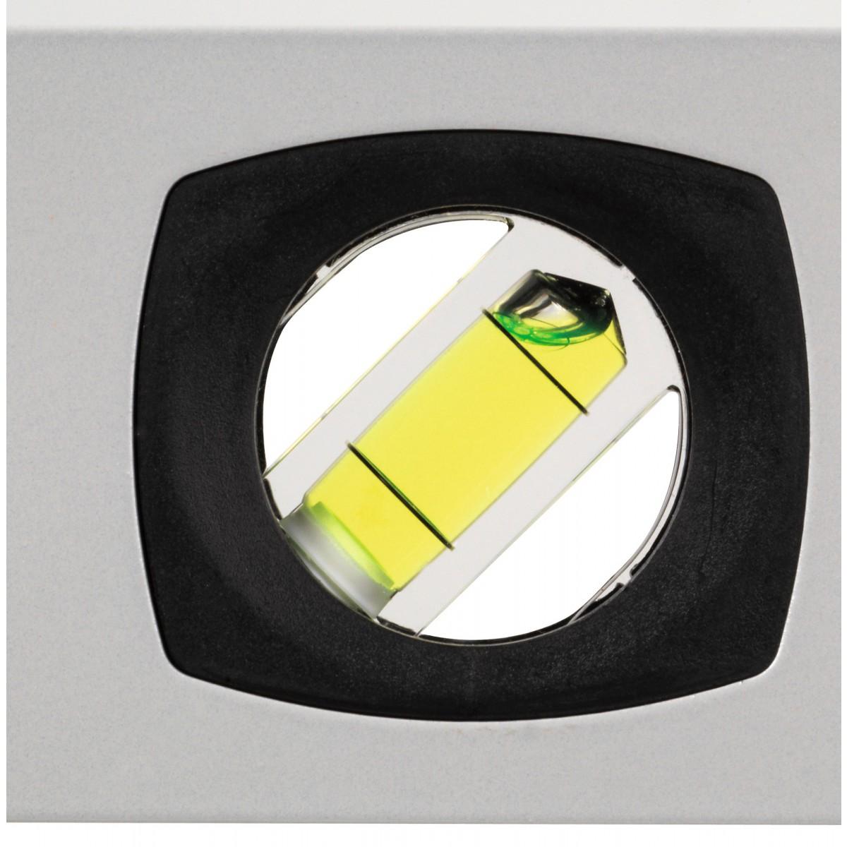 Niveau profilé aluminium Outibat - Longueur 60 cm