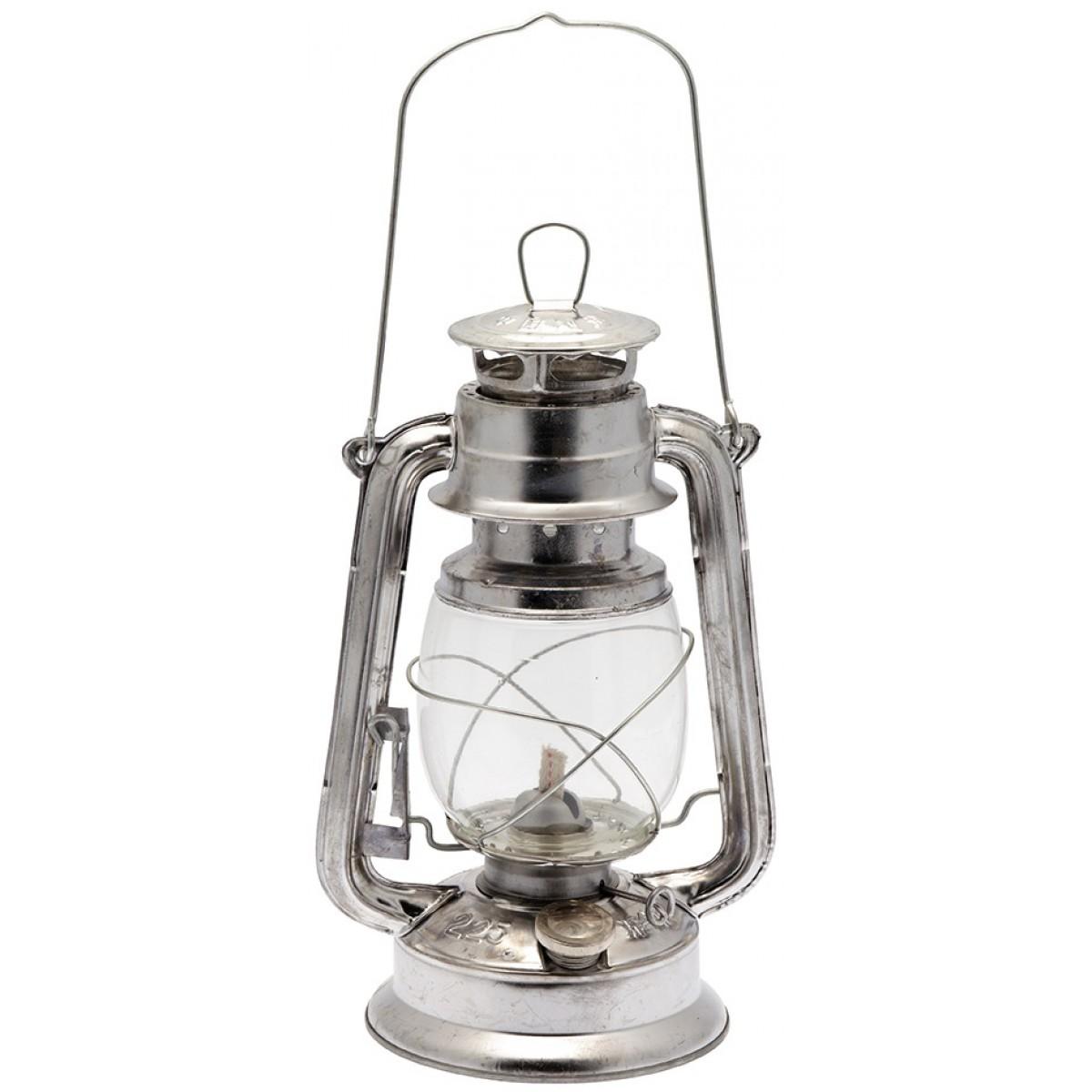 Lampe tempête ambiance Cao Camping - Hauteur 28 cm