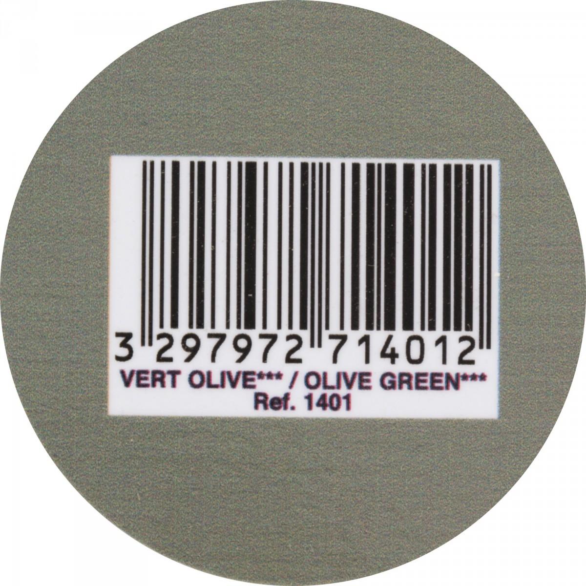 Laque de finition opaque mate décorative Owatrol - Vert olive - 2,5 l