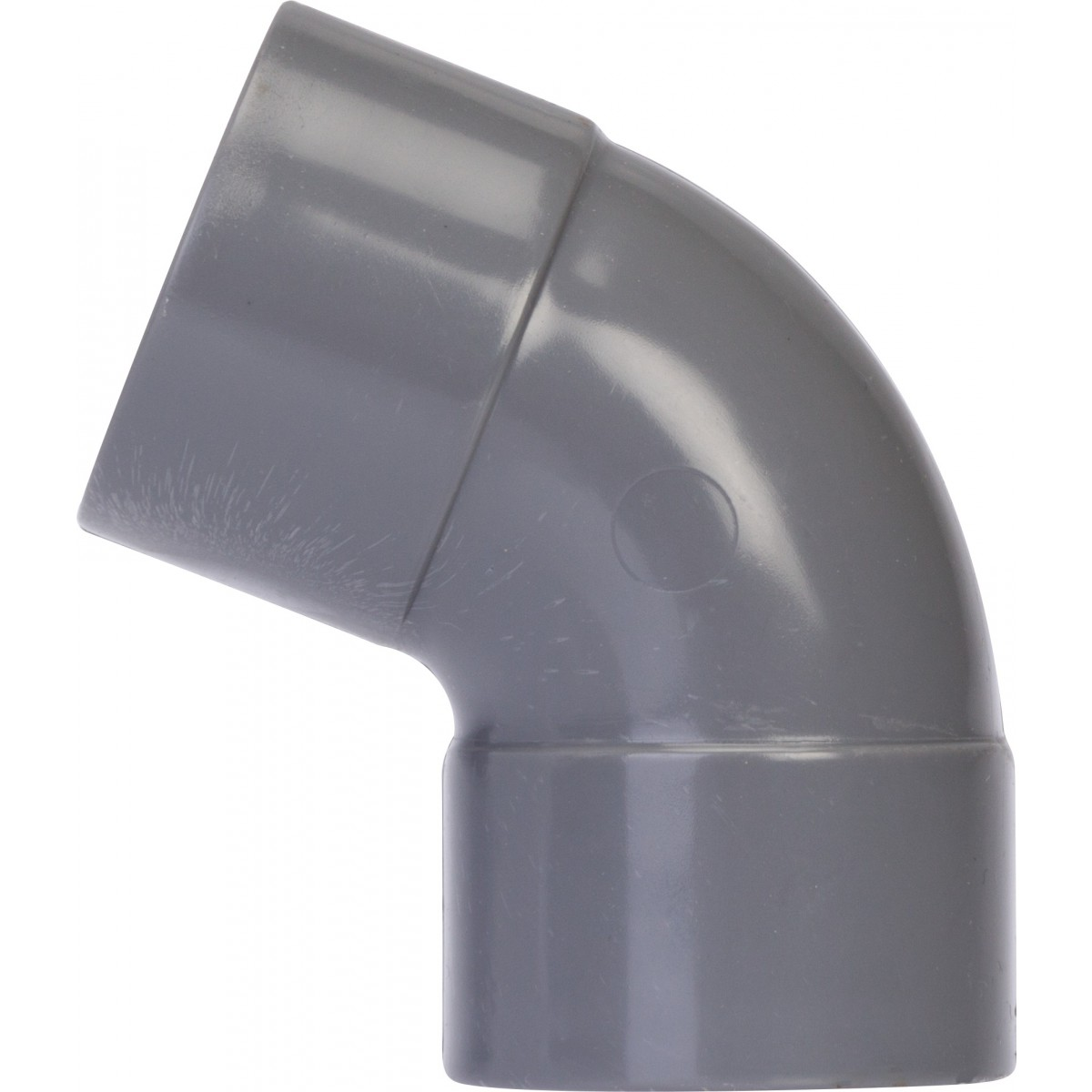 Coude à 67°30 Femelle / Femelle Girpi - Diamètre 125 mm
