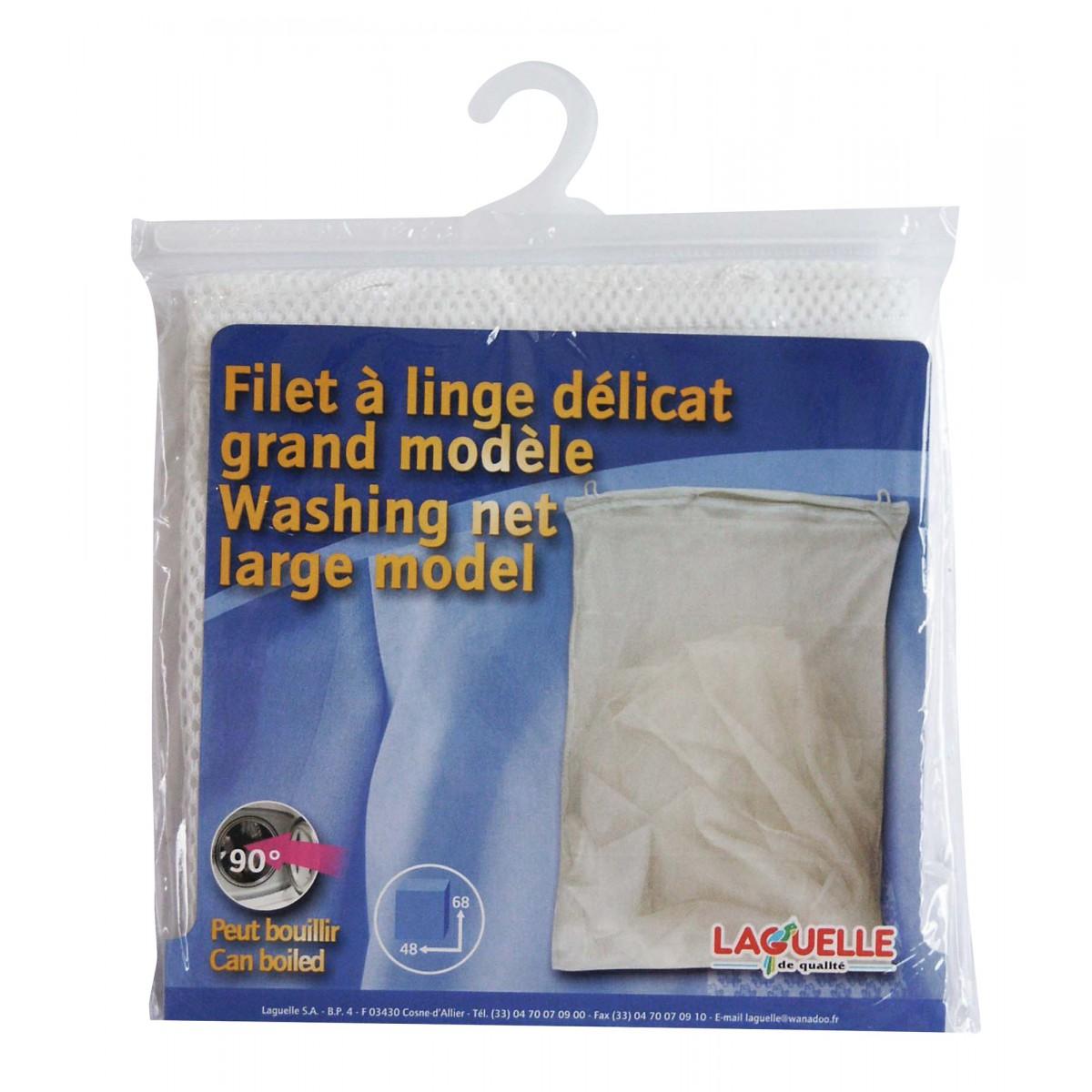 Filet pour lavage en machine Laguelle - Dimensions 48 x 68 cm