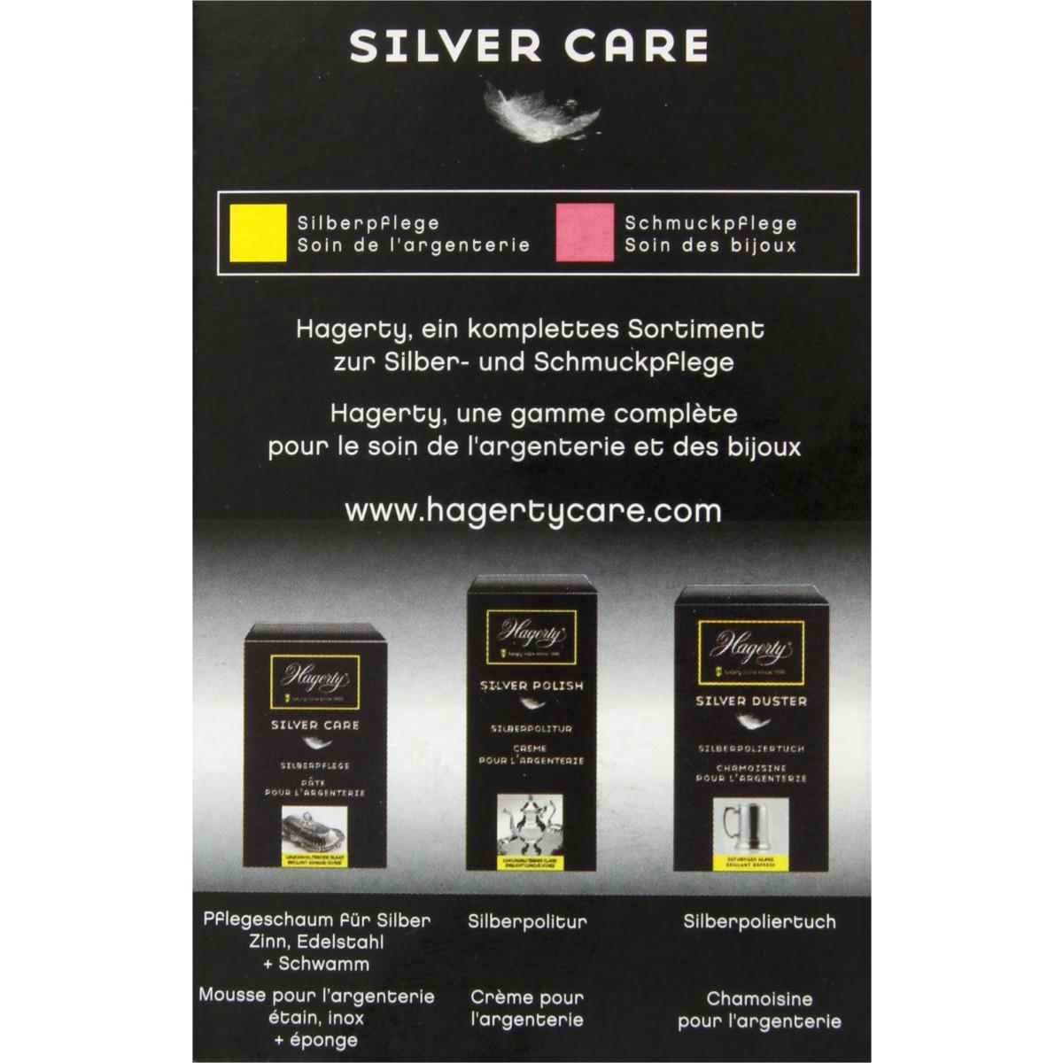 Pâte Silver Care Hagerty - Pot 185 g