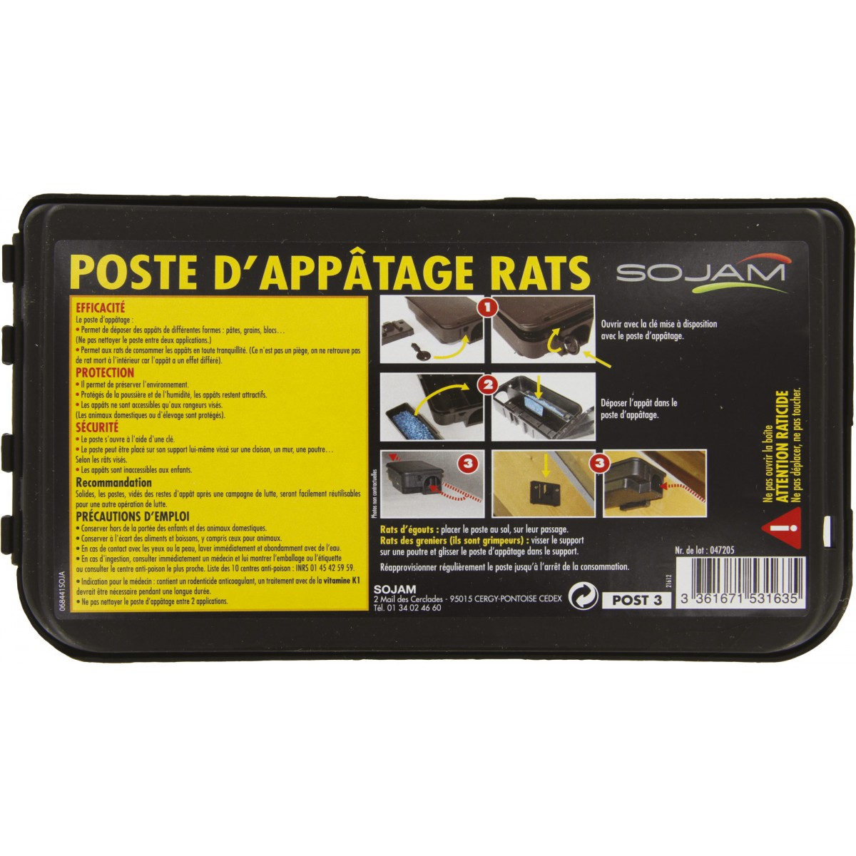 Homme Chat Rat Salle De Bain ~ poste d appatage retro rat de poste d appatage 1072198 mon