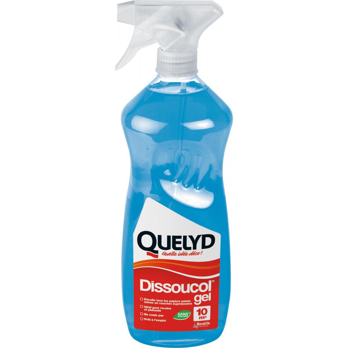 Dissoucol® gel papier peint Quelyd - Pulvérisateur 1 l