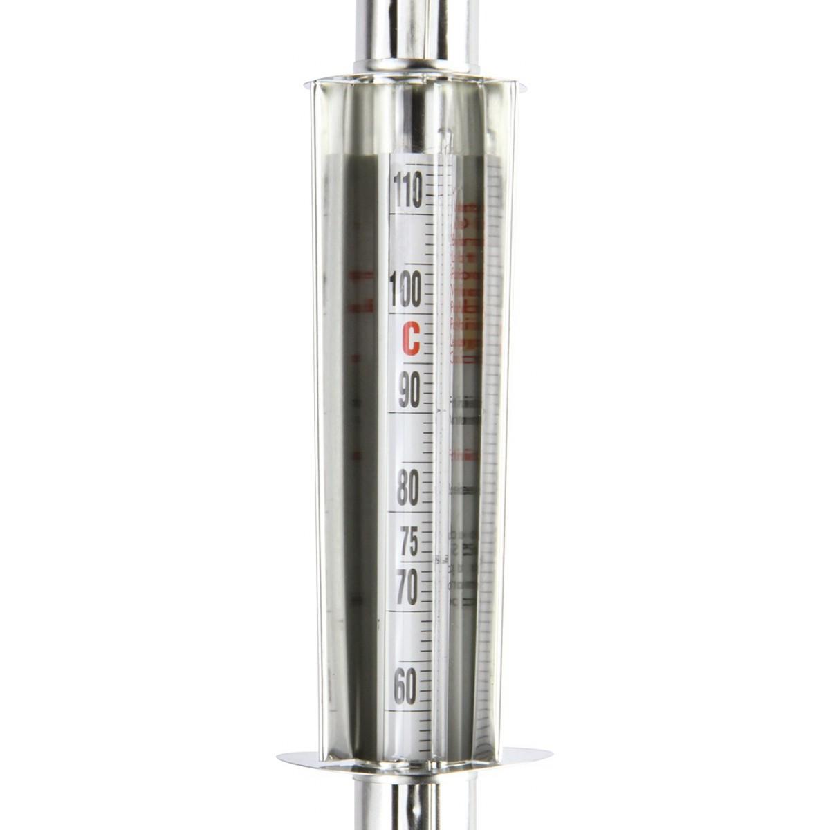 Thermomètre pour stérilisateur - Gaine de 0 à 110°C
