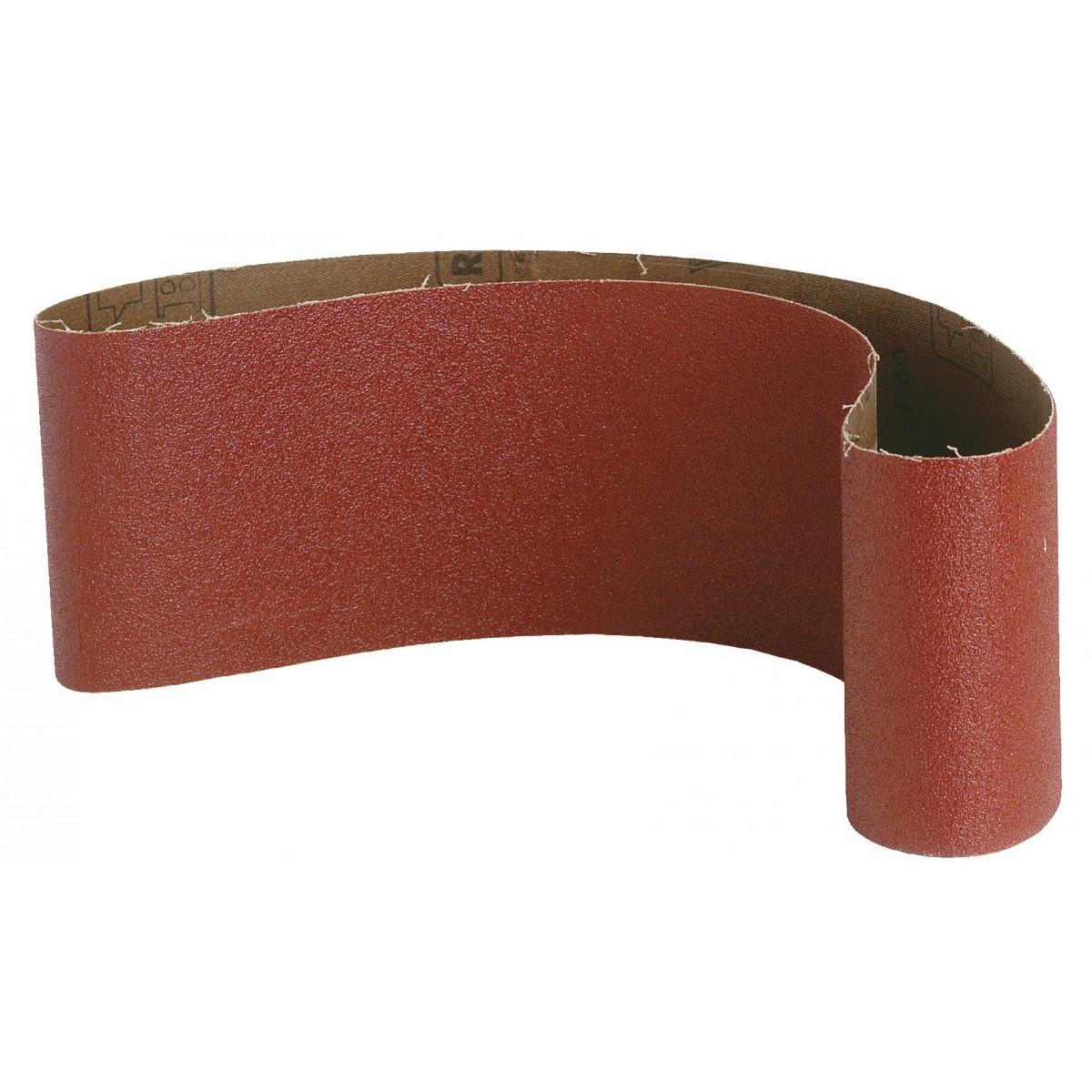 Bande sans fin abrasive SCID - Dimensions 75 x 457 mm - Grain 40 - Vendu par 3