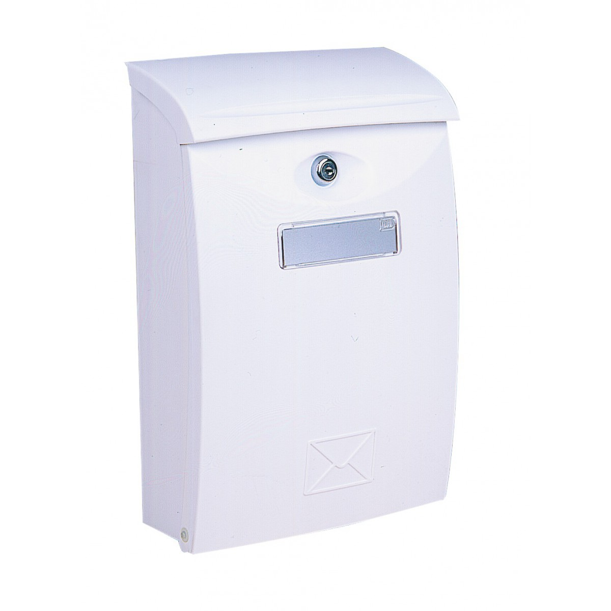Boîte aux lettres champêtre Plein air Decayeux - Blanc