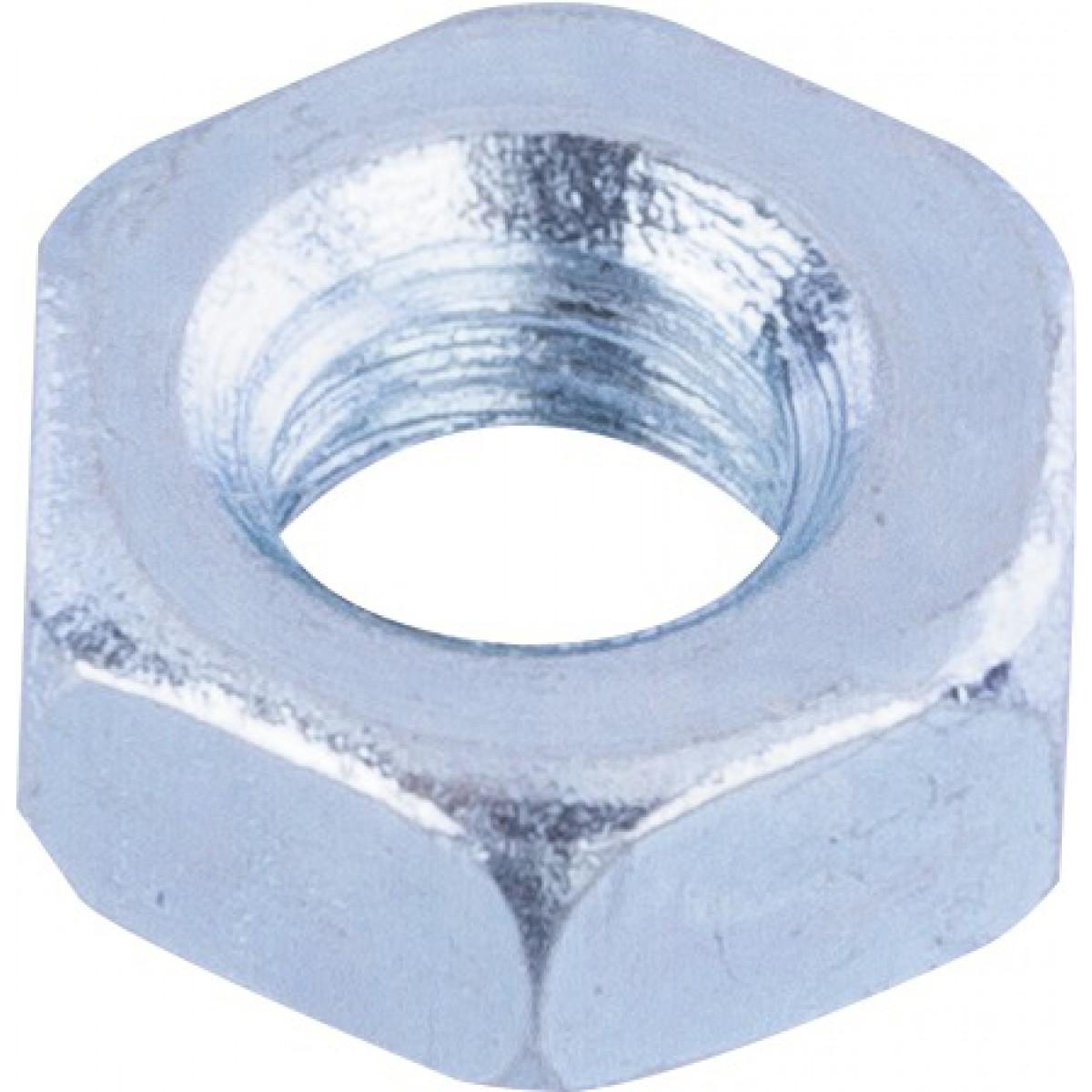 Ecrou hexagonal acier zingué  - Ø4mm - 500pces - Fixpro