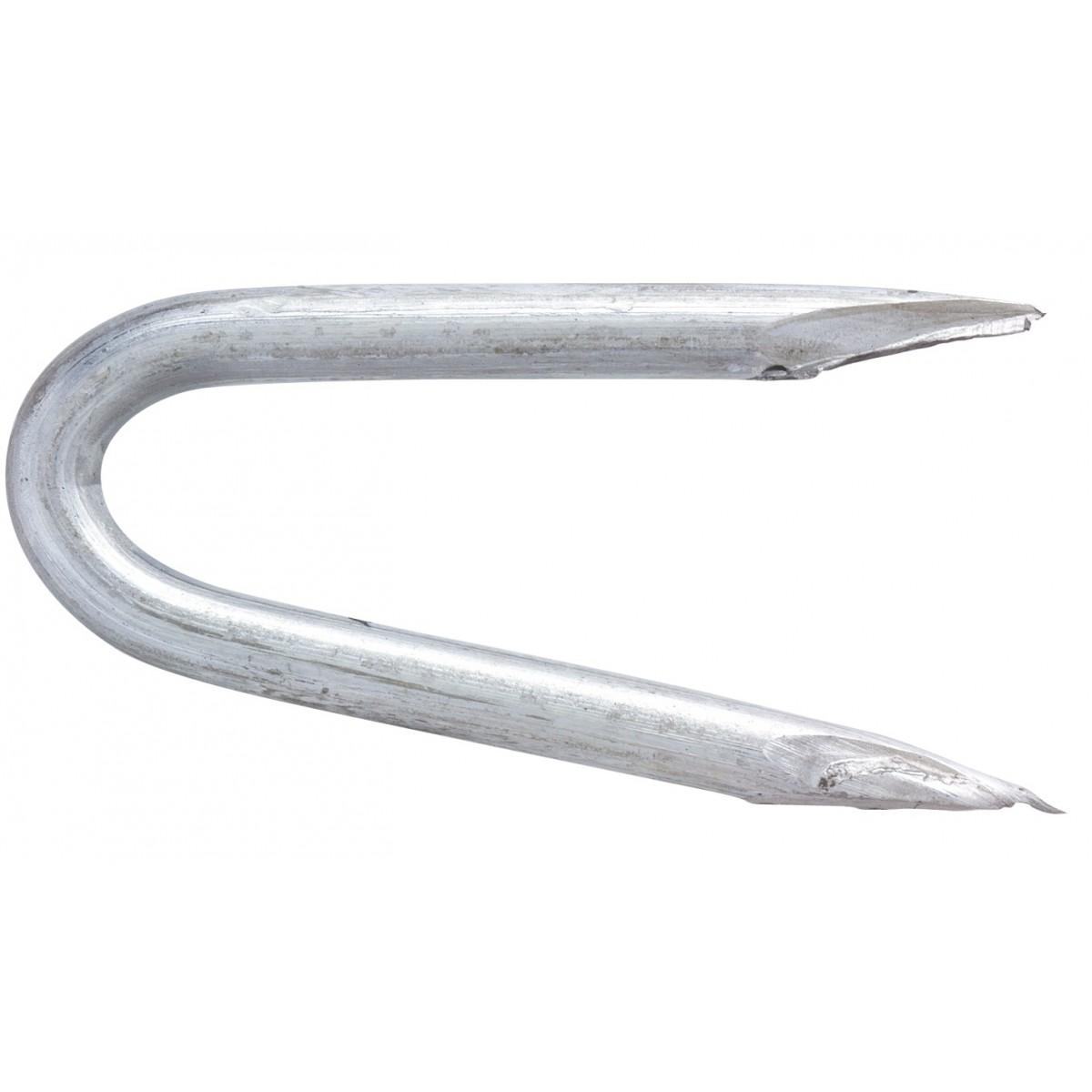 Crampillon acier galvanisé TE. Pointes - Longueur 35 mm - Diamètre 3,5 mm - 5 kg