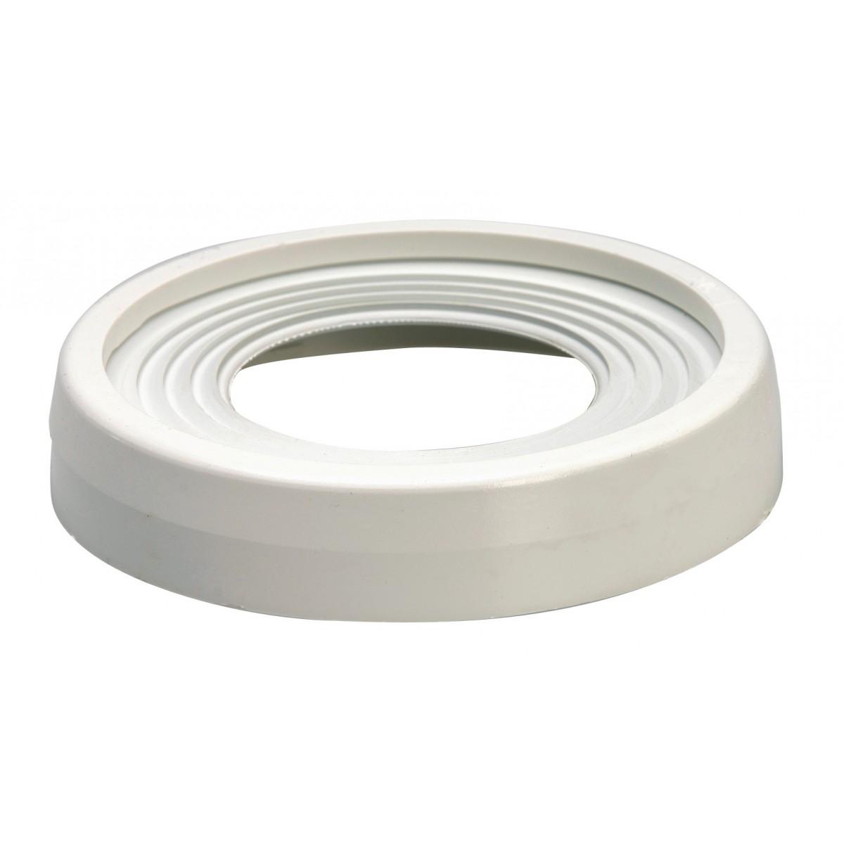 Ensemble joint + bague pour WC - Dimensions 85 à 107 mm