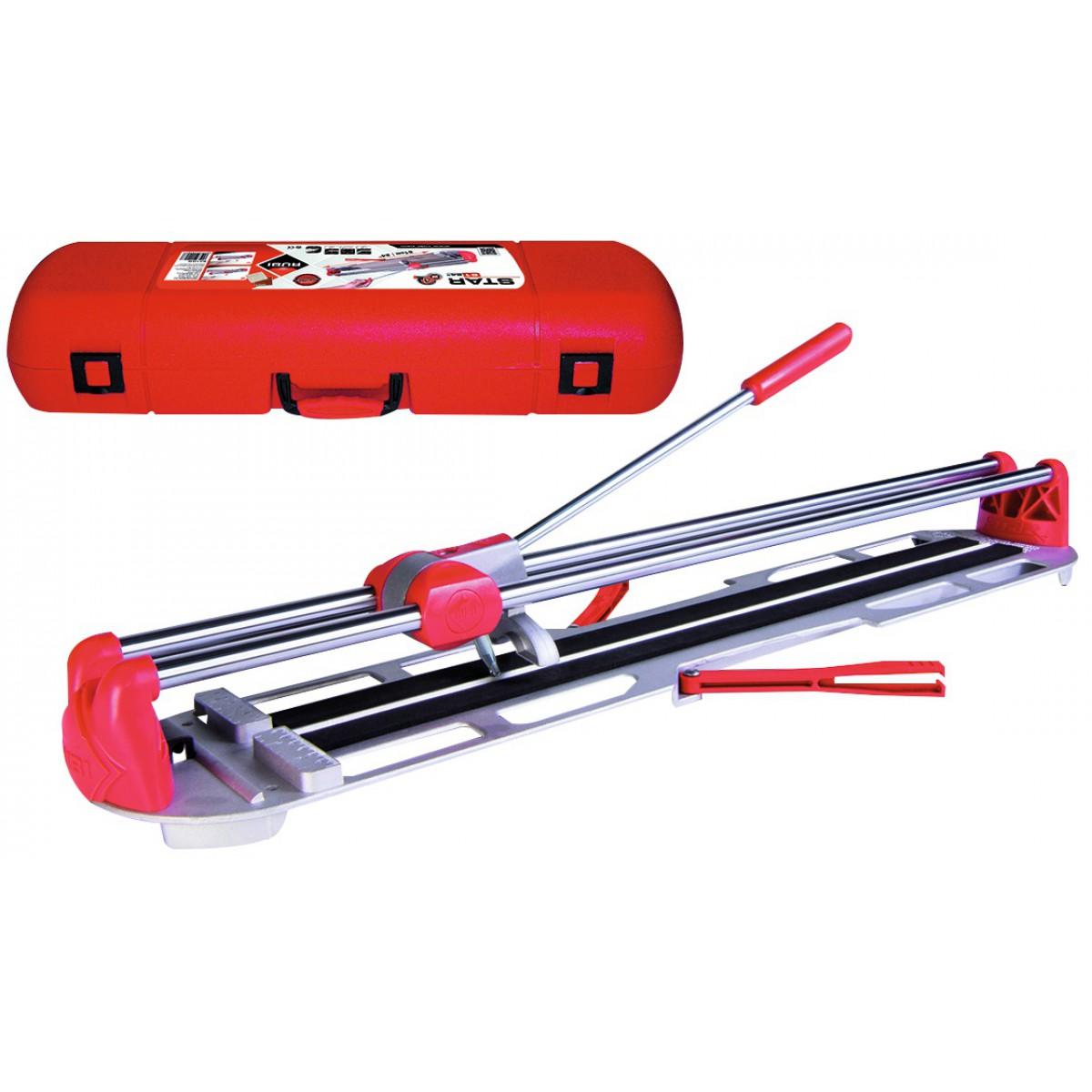 Machine à couper les carreaux Star Rubi - Coffret plastique - Longueur de coupe 510 mm