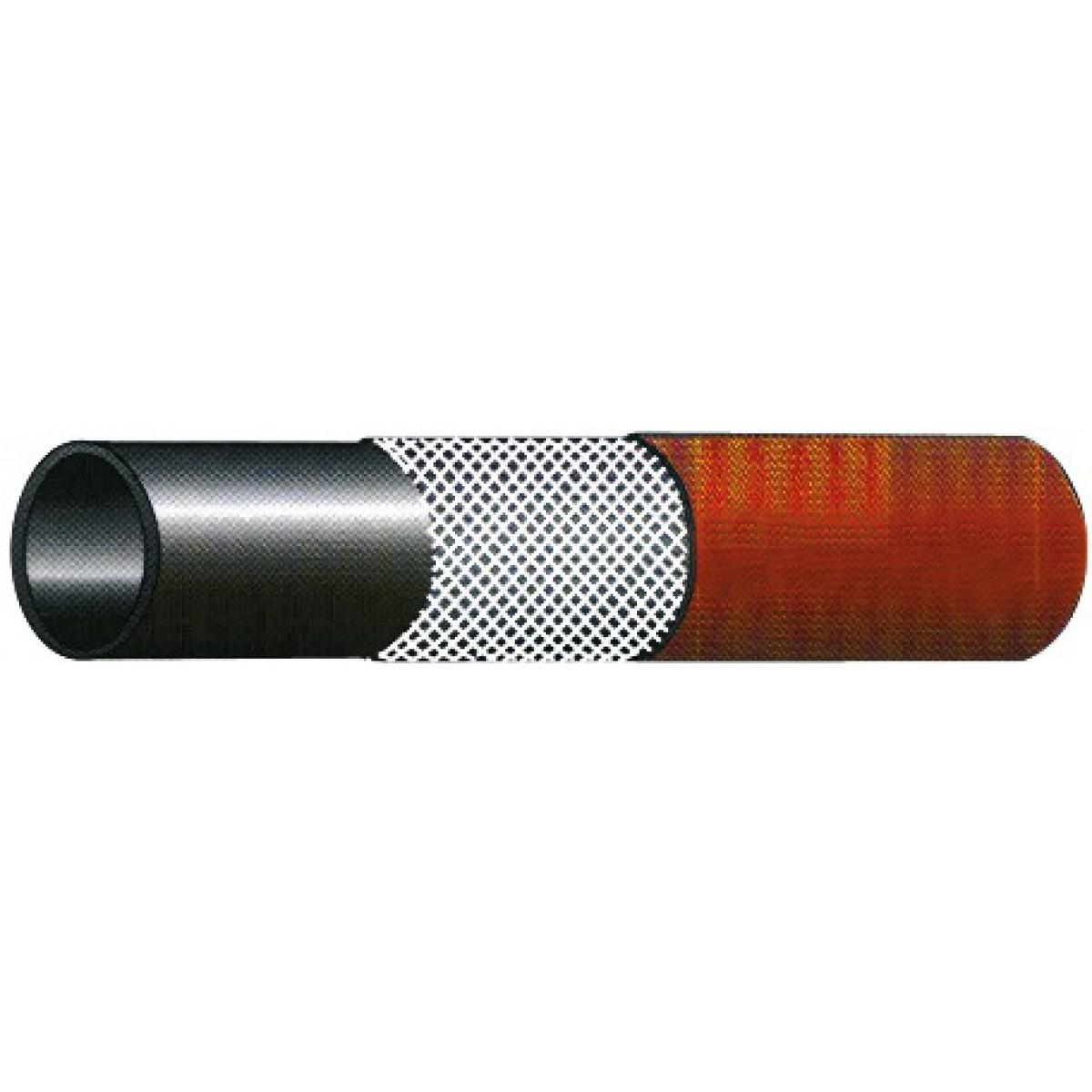 Tuyau propane PVC orange - Diamètre intérieur 8 mm x extérieur 14 mm