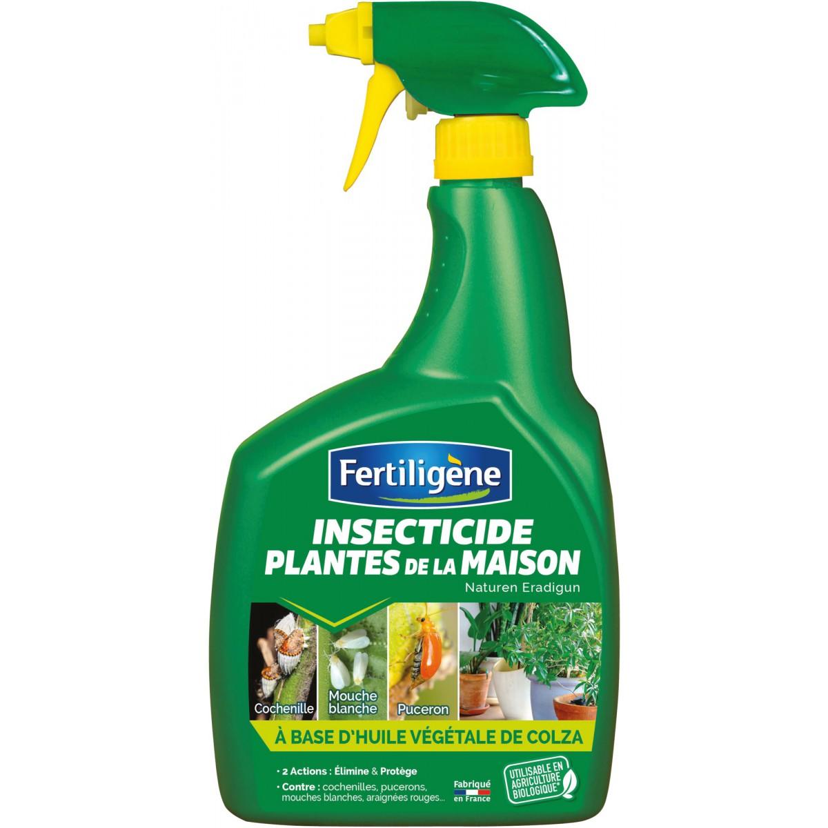 Insecticide plantes de la maison Fertiligène - 800 ml