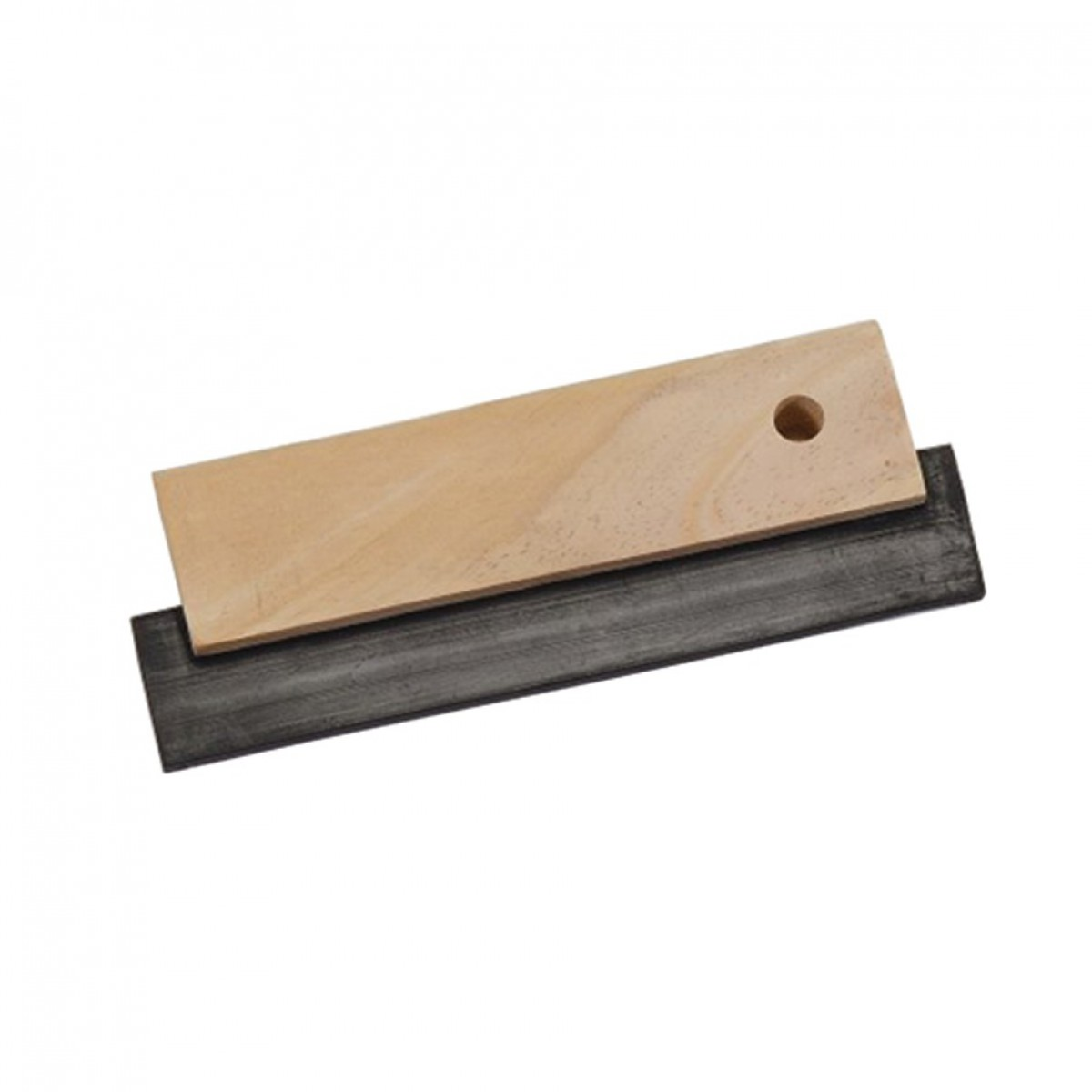 Raclette bois caoutchouc Prci - Largeur 18 cm