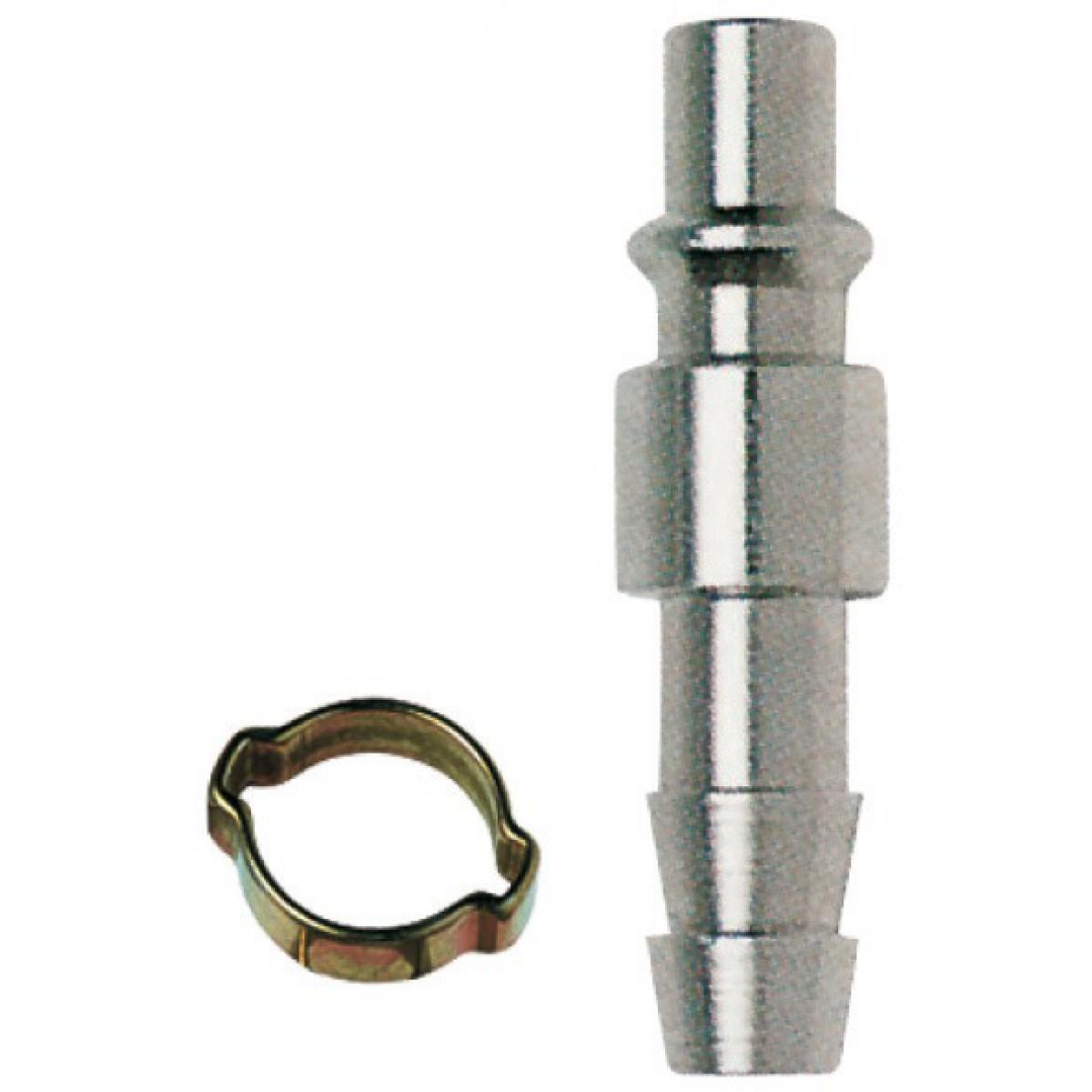 Insert cannelé Mecafer - Pour tuyau 8 x 13