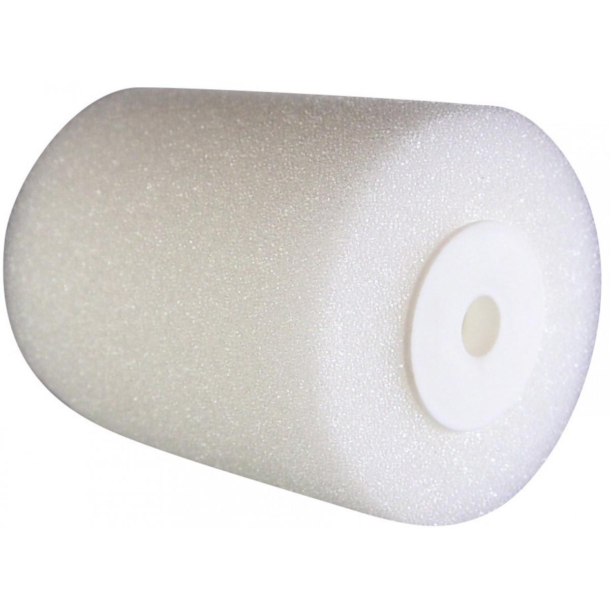 Manchon pour rouleau tous travaux petites surfaces Nespoli - Longueur 75 mm - Diamètre 60 mm
