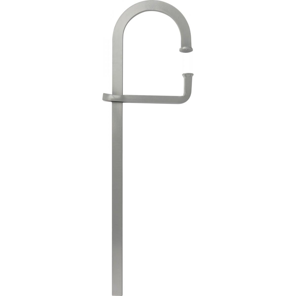Serre-joint de maçon saillie 175 mm Outibat - Longueur 120 cm