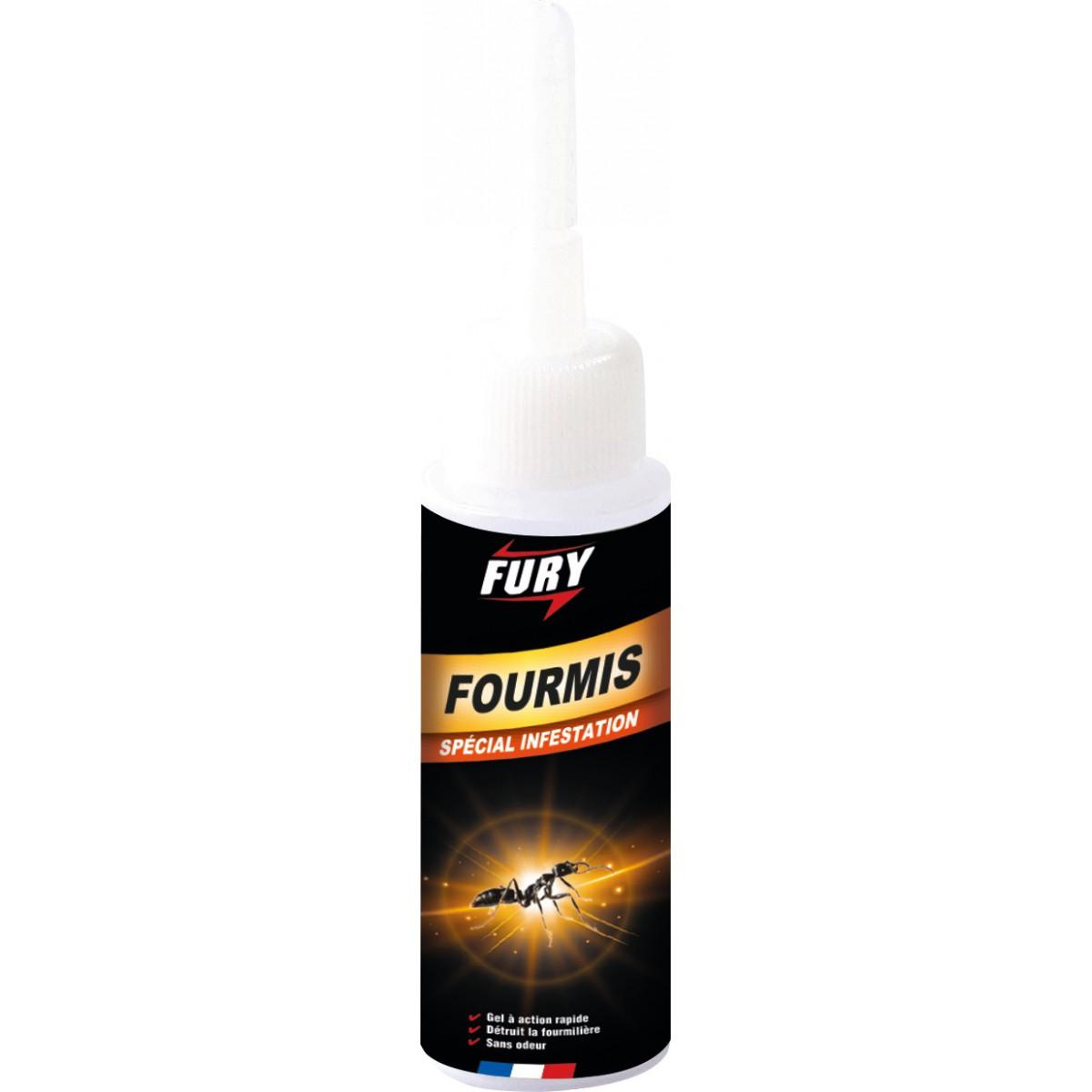 Fourmis Fury - Tube 15 g