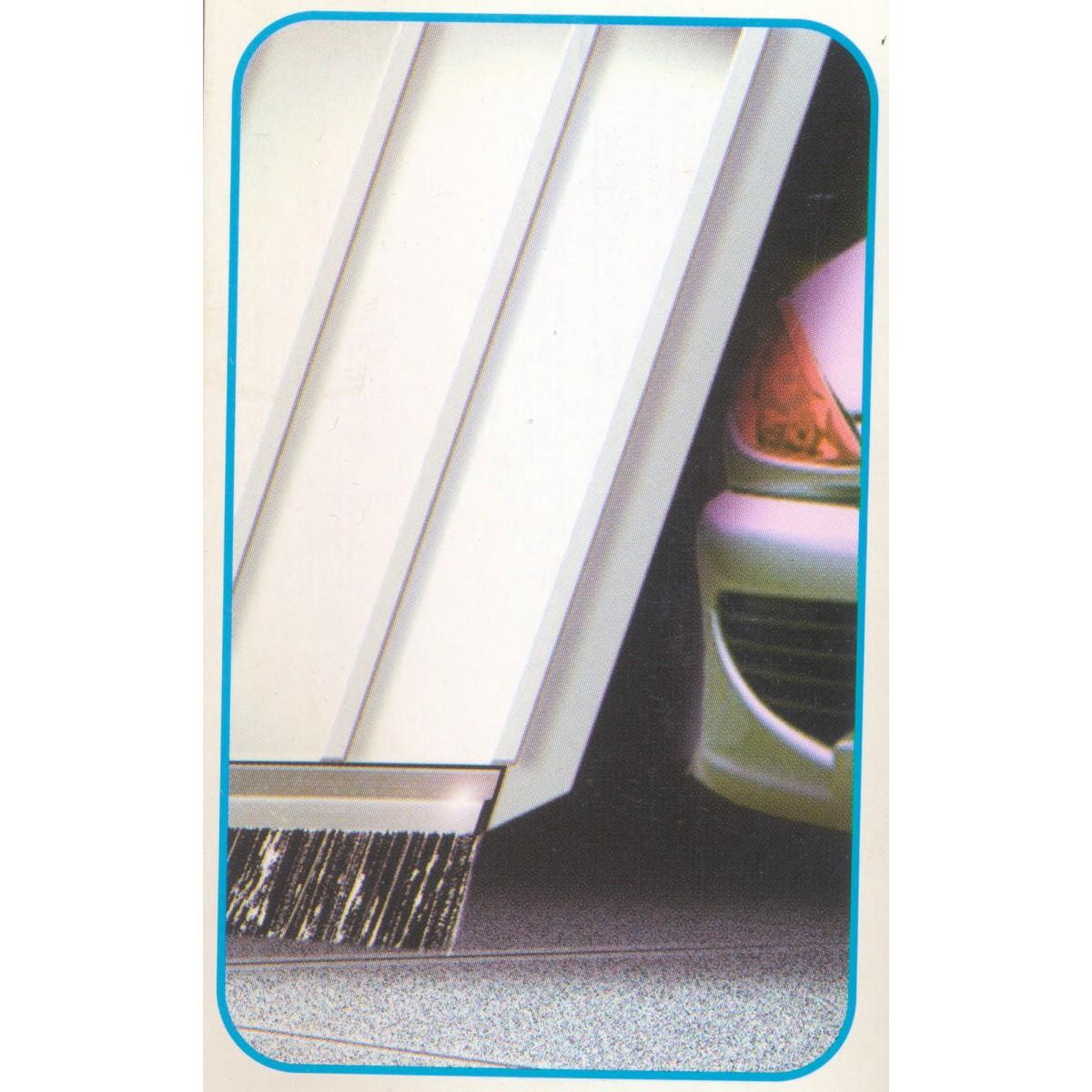 Bas de porte pour garage PVM