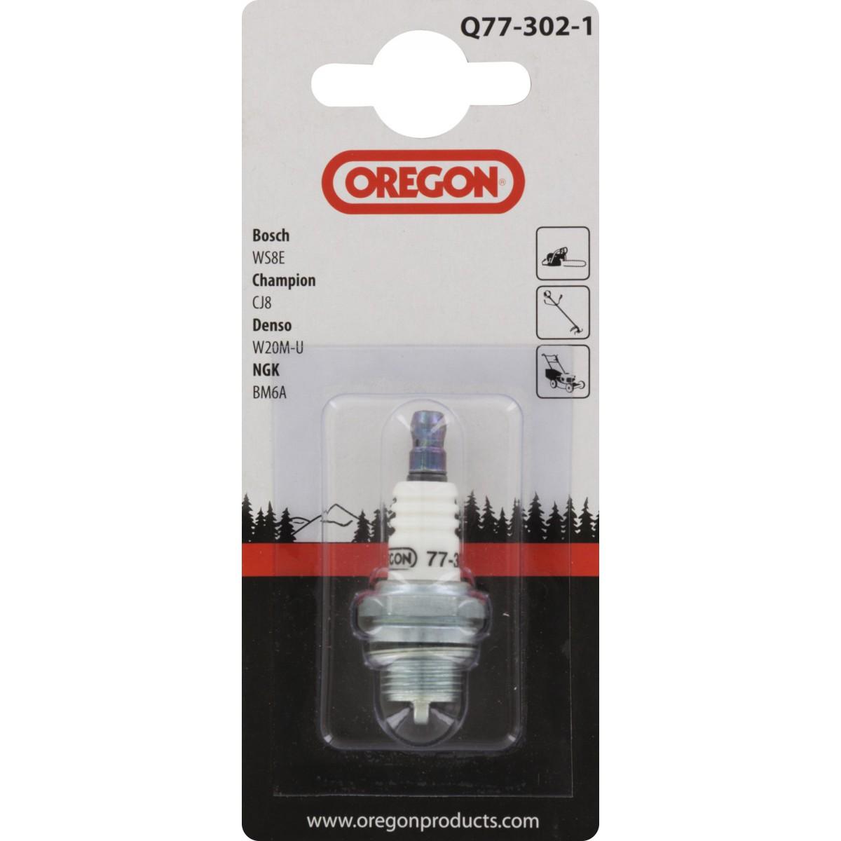 Bougie d'allumage Oregon - Q77-302-1