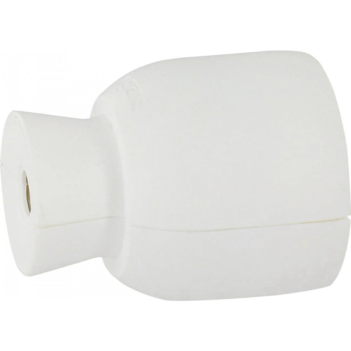 Fiches plastique 2P+T 16 A Legrand - Femelle - Sortie du câble par l'arrière