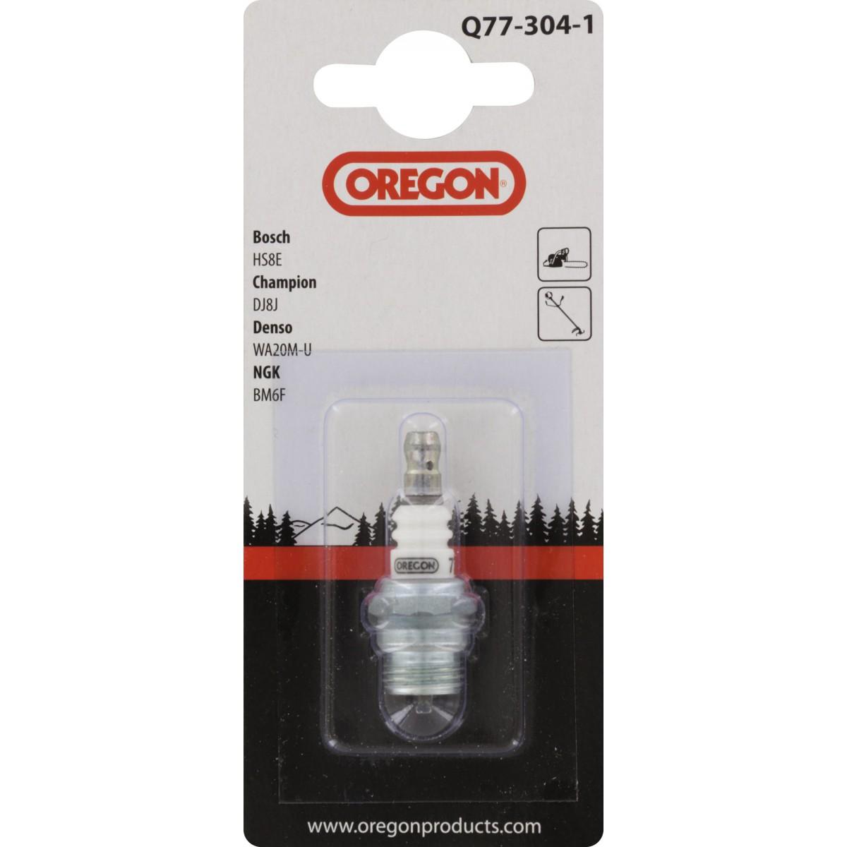 Bougie d'allumage Oregon - Q77-304-1
