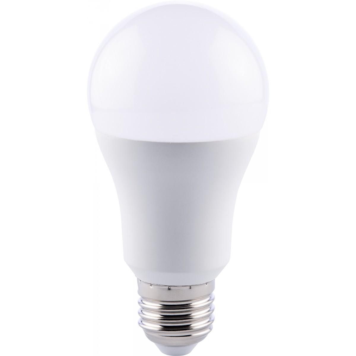 Ampoule LED standard E27 dhome - 806 Lumens - 8,5 W - 2700 K - Vendu par 2