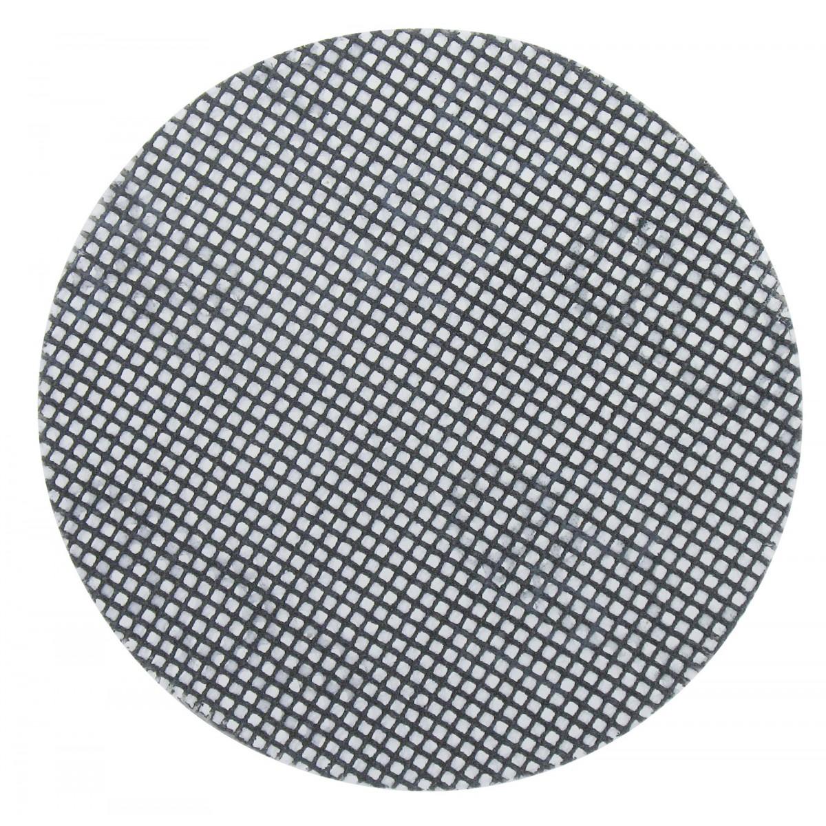 Disque maille auto-agrippant diamètre 125 mm SCID - Grain 120 - Vendu par 5