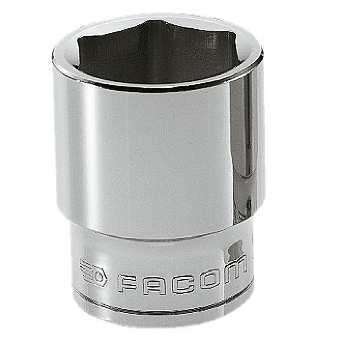 """Douille 6 pans OGV Standard 1/2"""" Facom - 18 mm"""