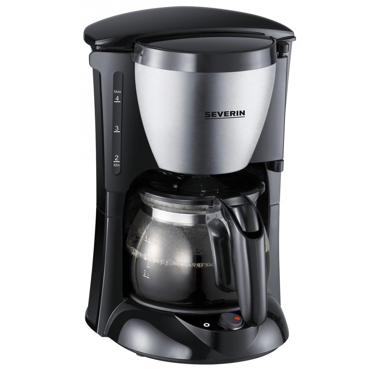 Cafetière électrique KA 4805 Severin - 650 W