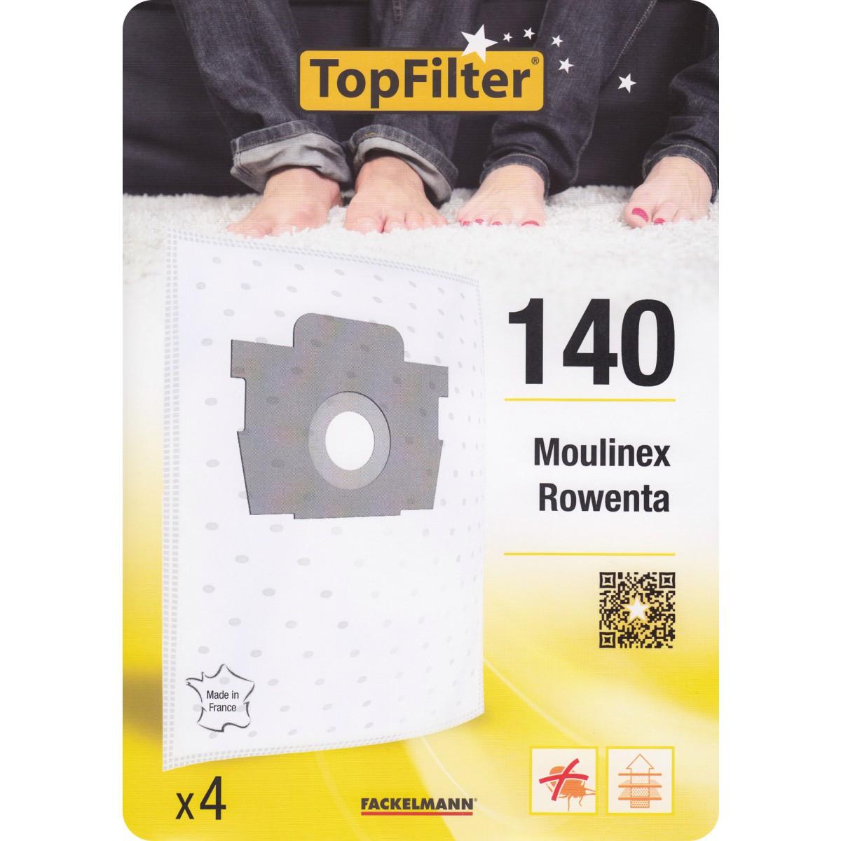 Sac aspirateur domestiques - Rowenta Silence Force - 140