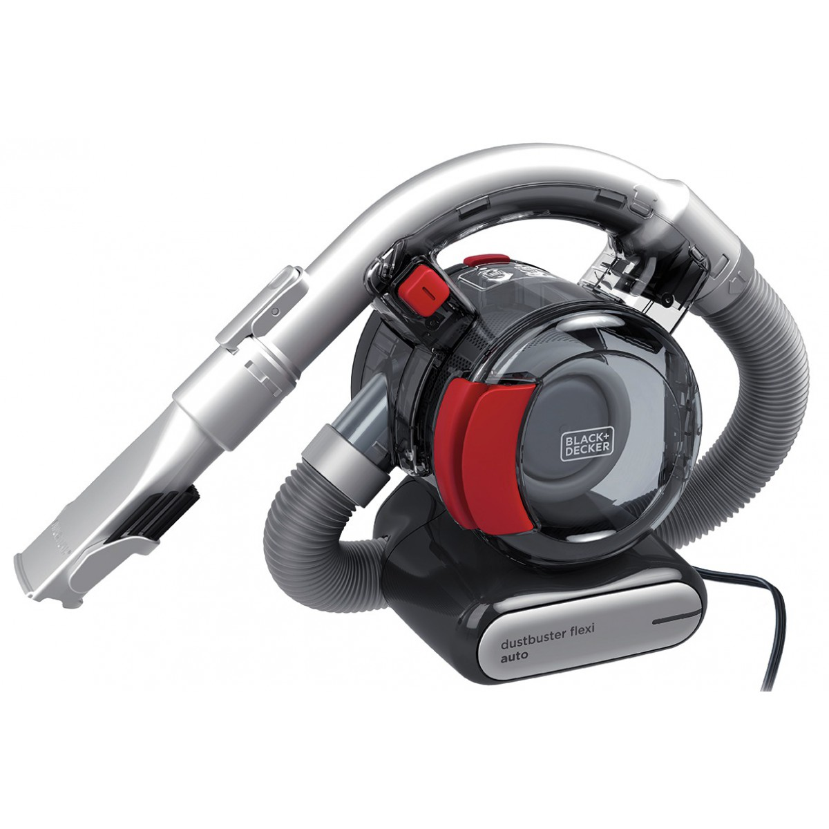 Aspirateur à main Dustbuster Flexi Auto PD1200AV Black & Decker - 12 V