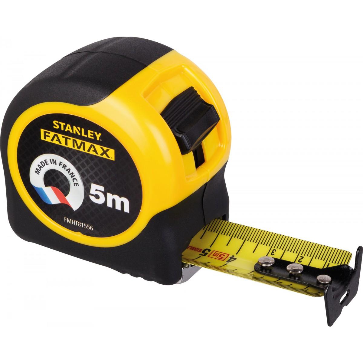 Mesure courte Blade Amor Fatmax Stanley - Longueur 5 m - Largeur 32 mm
