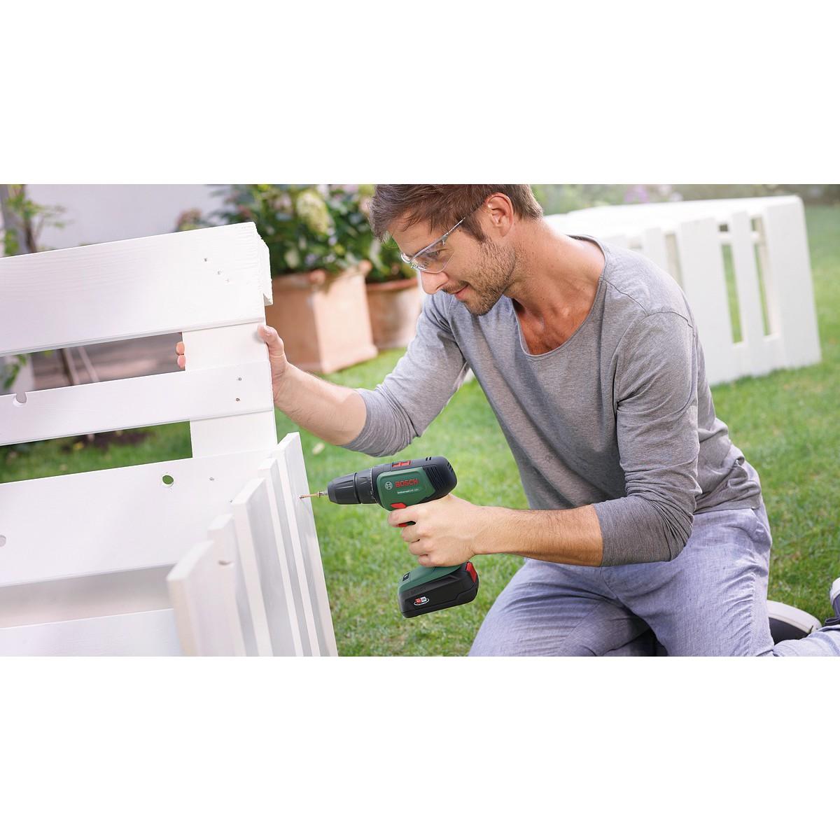Perceuse-visseuse sans-fil UniversalDrill Bosch - 18 V