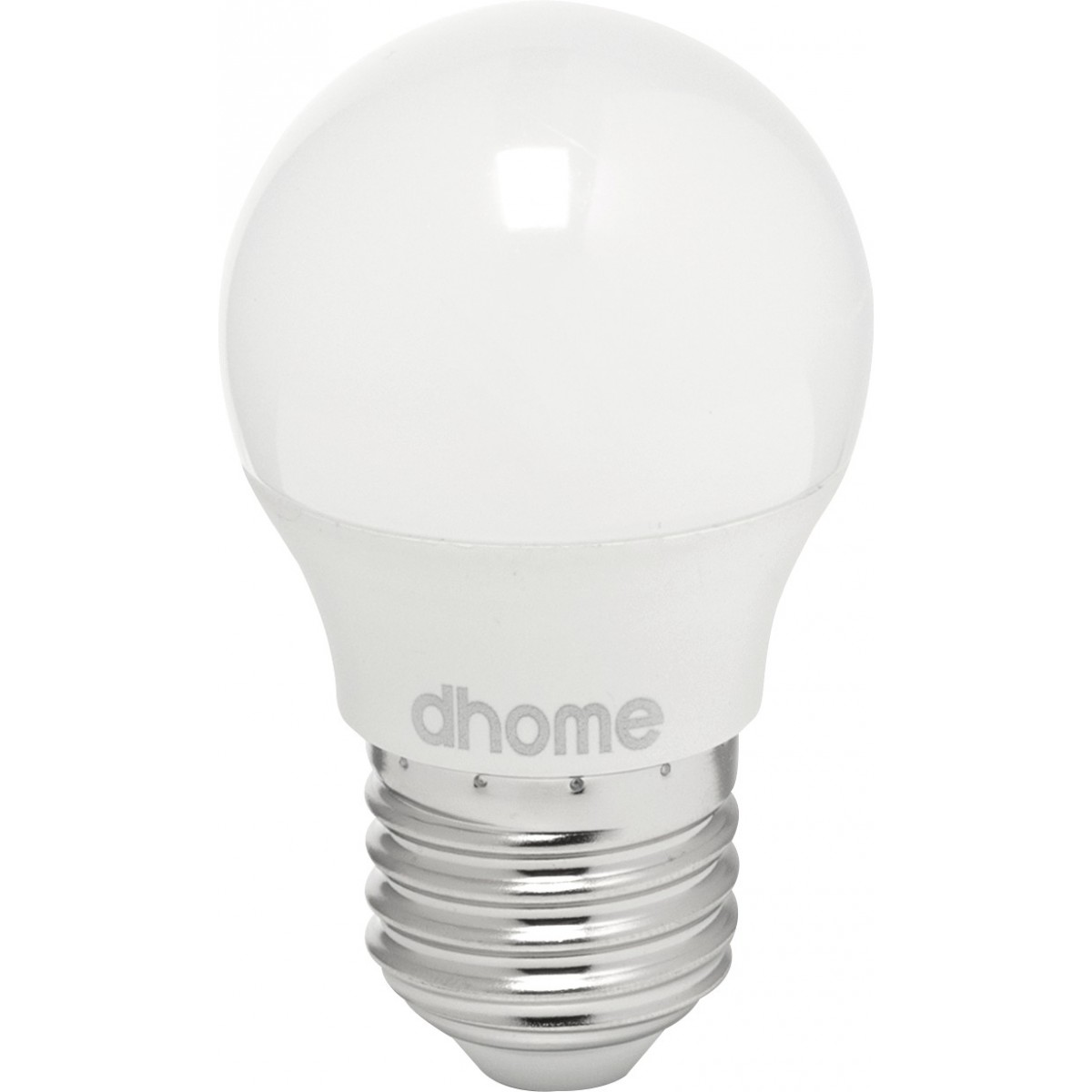 Ampoule LED sphérique E27 dhome - 250 Lumens - 3 W - 2700 K