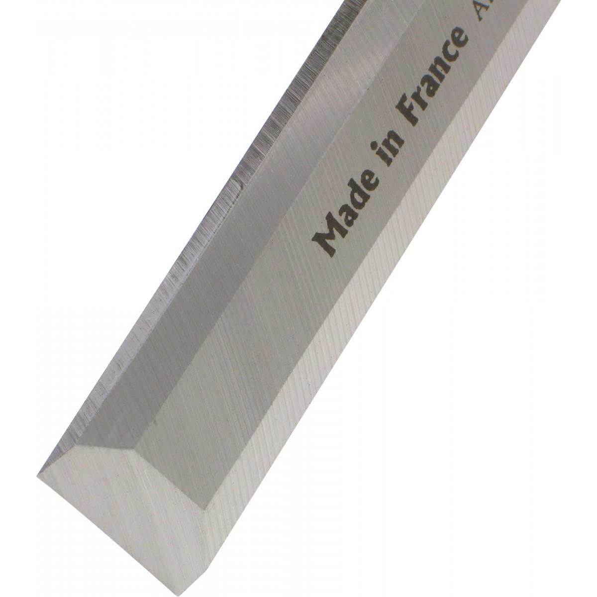 Ciseau de sculpteur manche bois Outibat - Longueur 20 mm