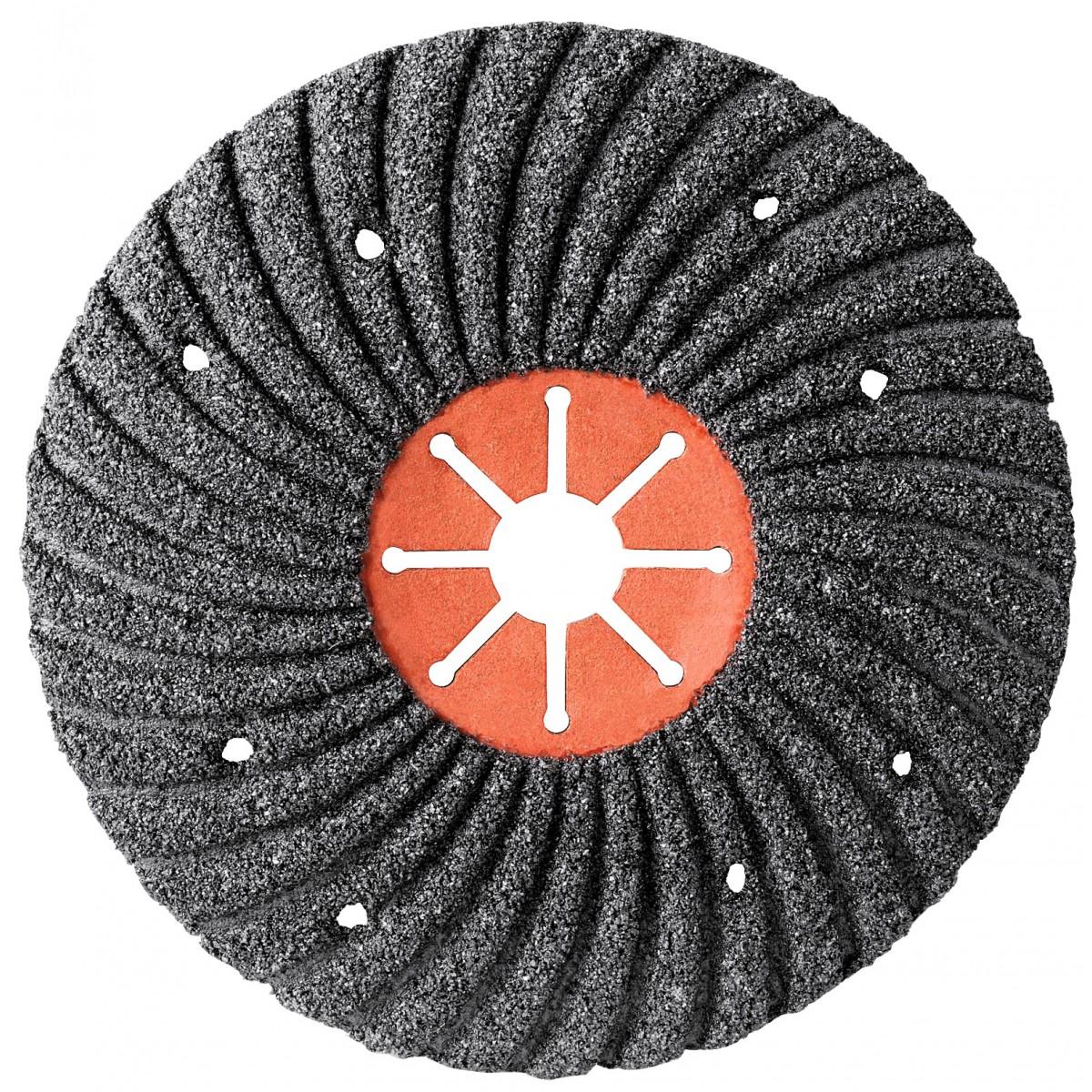 Disque semiflexible carbure de silicium diamètre 180 x 22 mm SCID - Grain 36