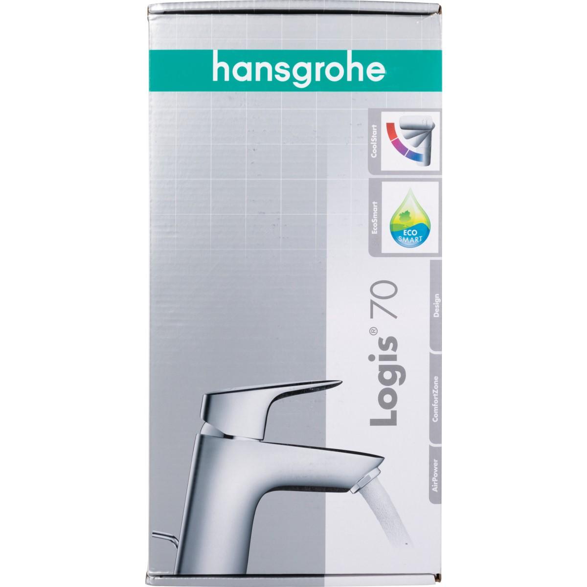 Mitigeur lavabo Logis 70 ÉCO CH3