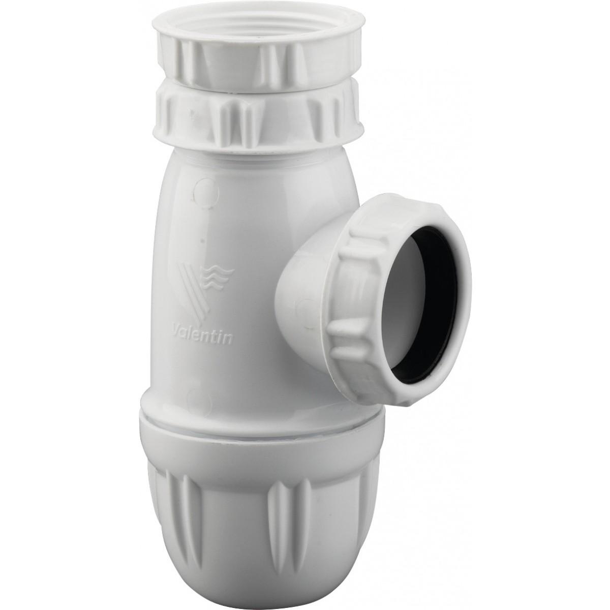 Siphon évier Valentin - Diamètre 40 mm