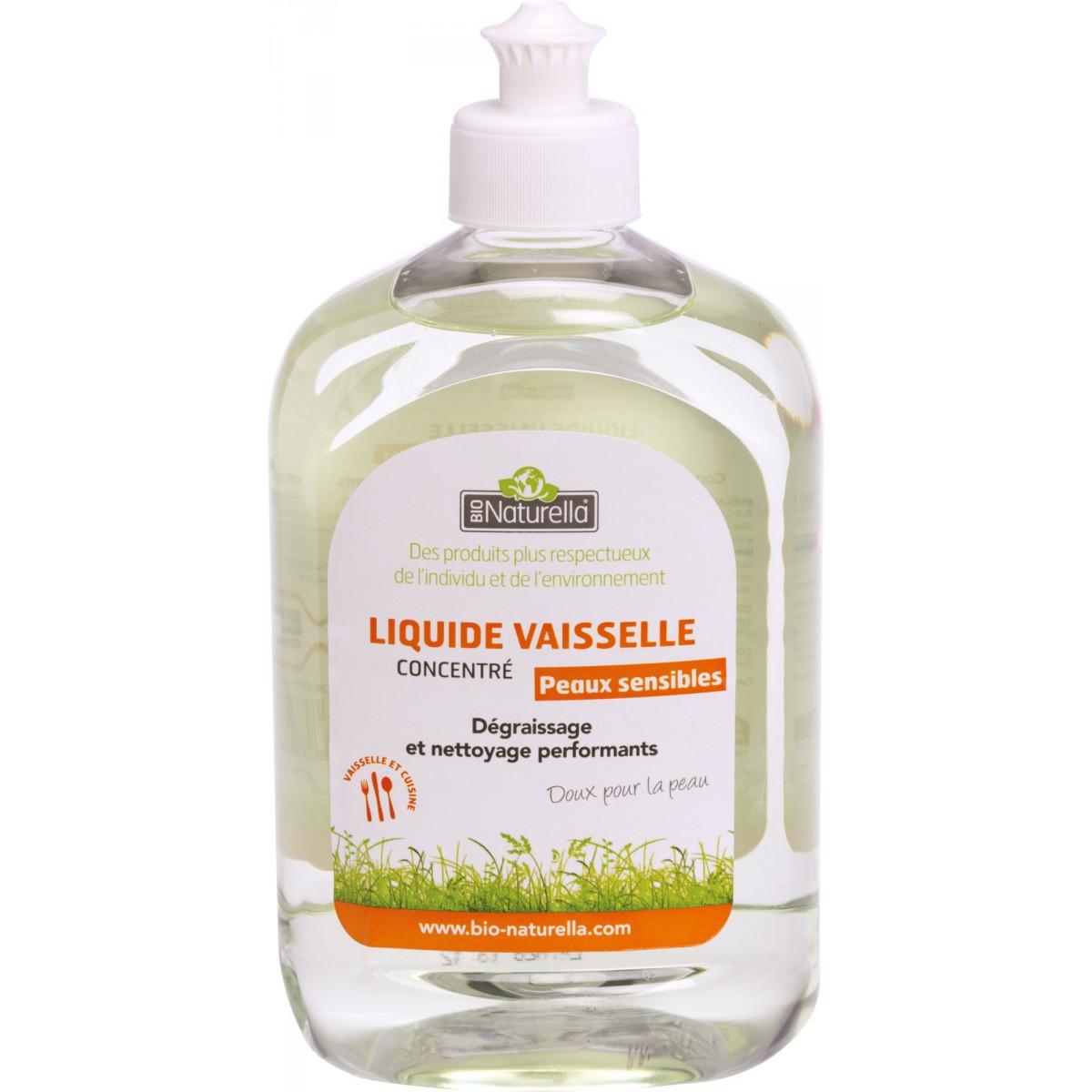 Liquide vaisselle Naturella - Flacon 500 ml
