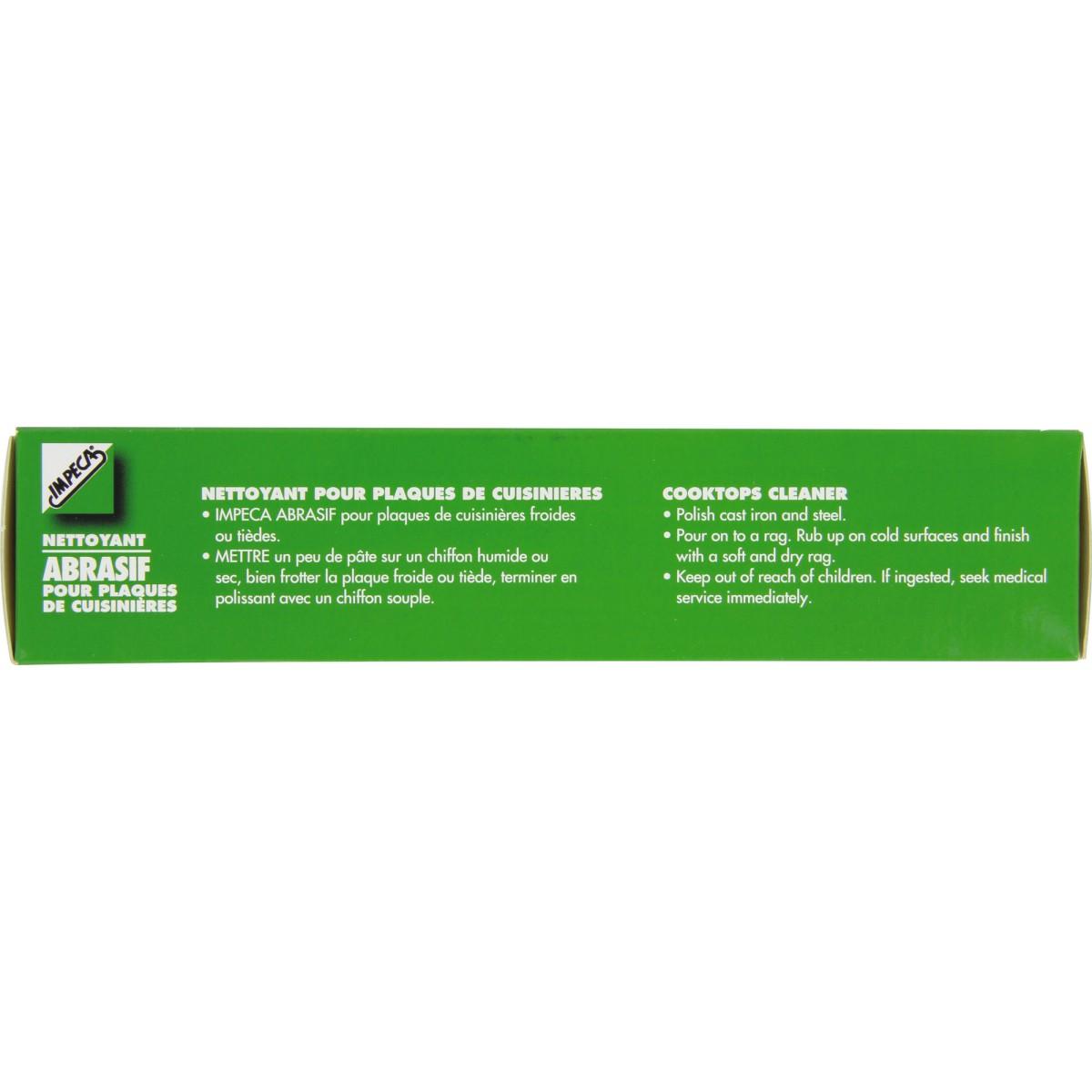Nettoyant acier-fonte Impéca Impeca - Tube 100 ml