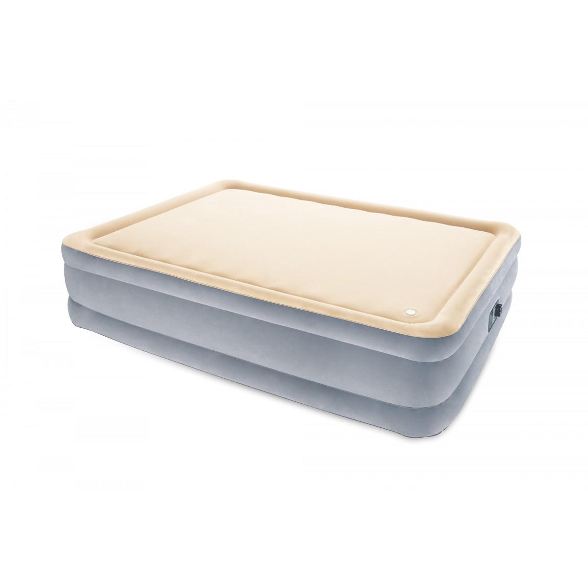 Lit gonflable matelas confort plus Tritech Bestway - 203 x 152 x 46 cm