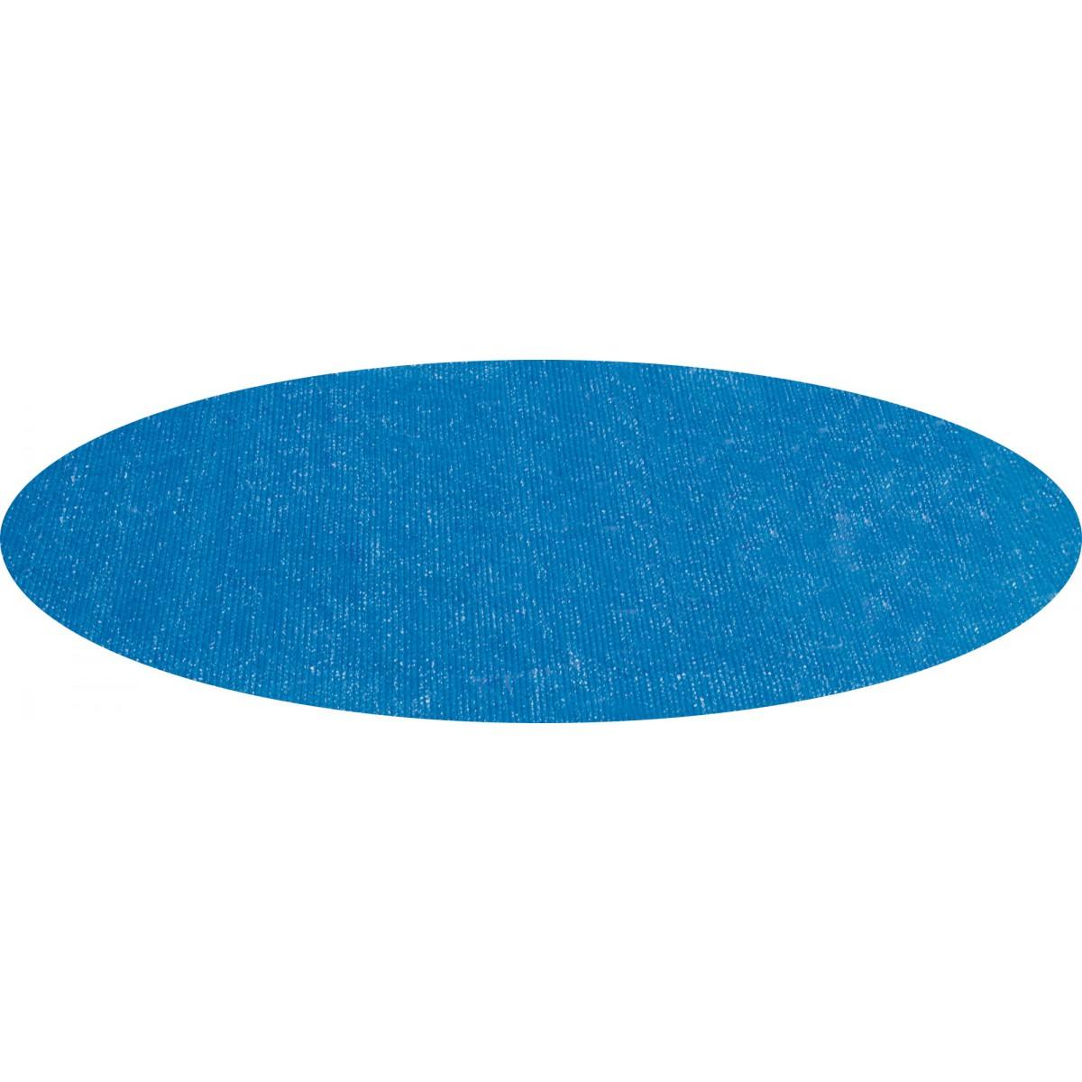 Bâche solaire pour piscine ronde Power Steel et Steel Pro Bestway - Diamètre 5,27 m