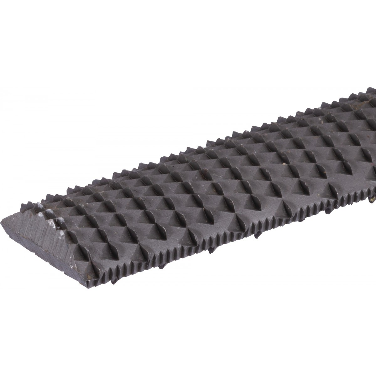 Râpe demi-ronde grosse - 250 mm - Manche plastique - Mob