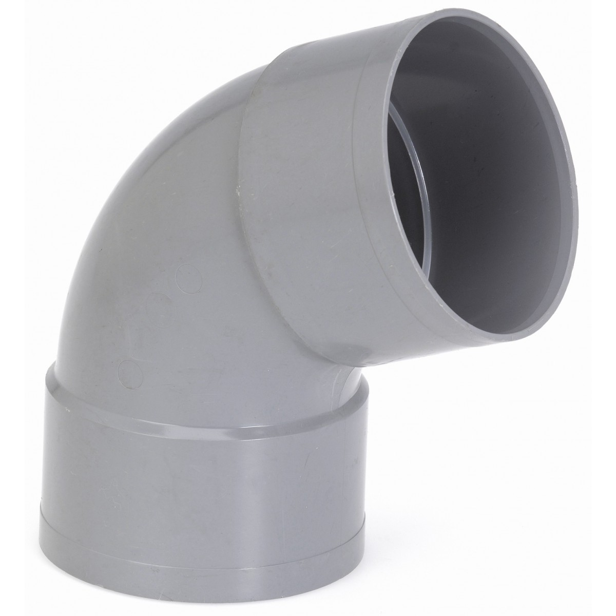 Coude à 67°30 Femelle / Femelle Girpi - Diamètre 40 mm
