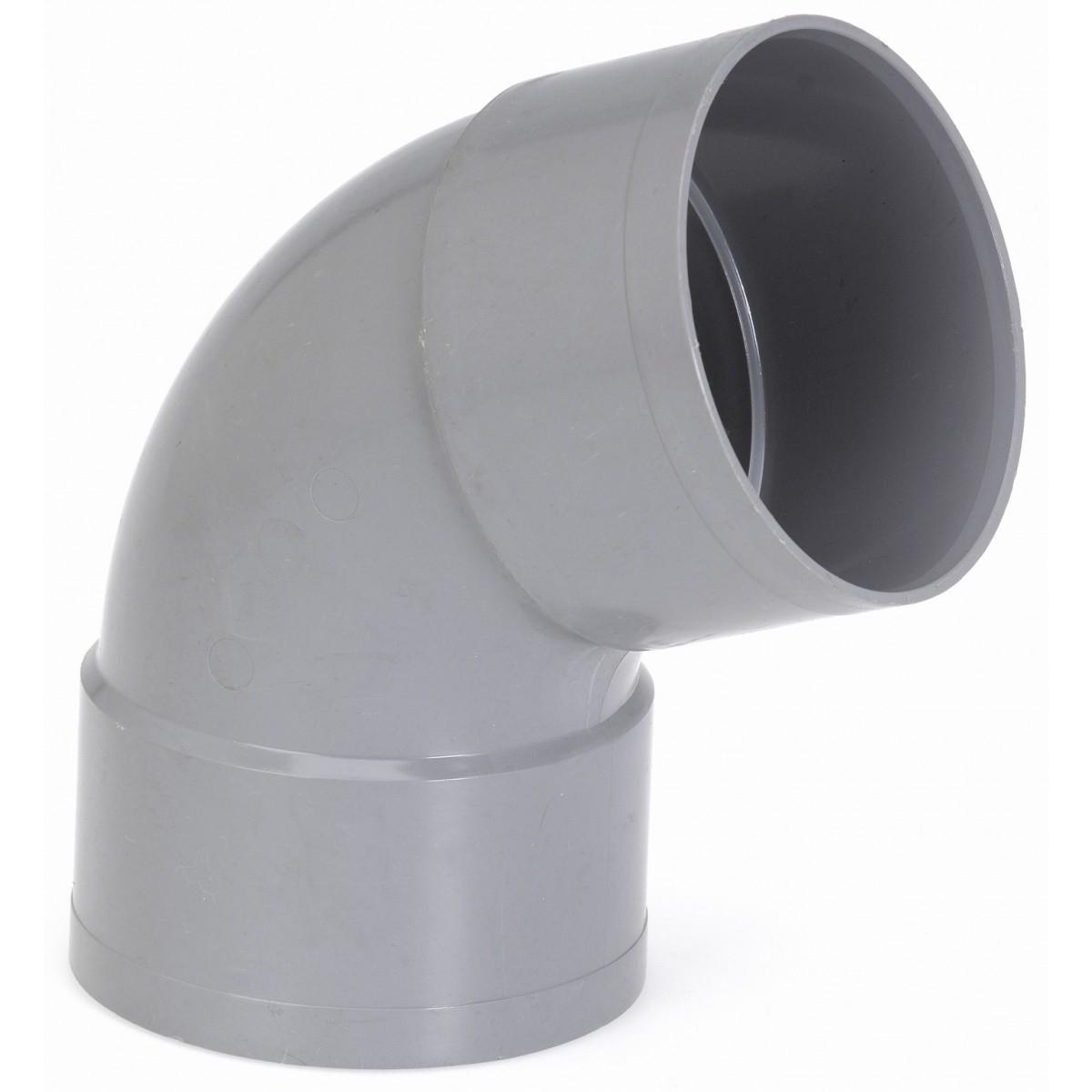 Coude à 67°30 Femelle / Femelle Girpi - Diamètre 50 mm