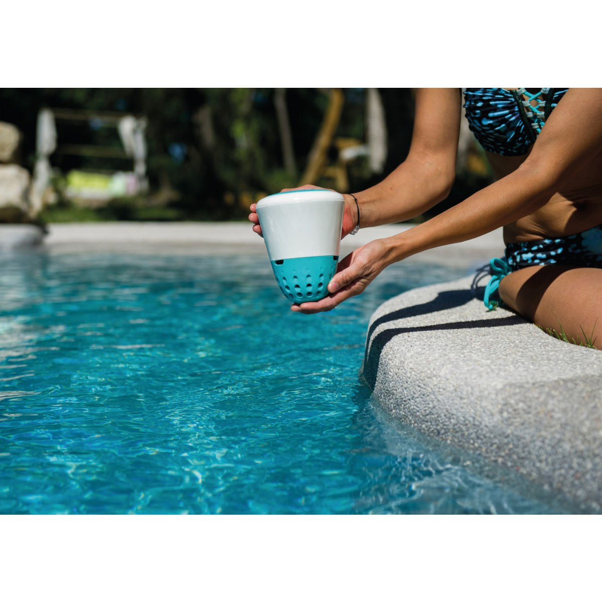 Analyseur d'eau de piscine connecté ICO - Bestway