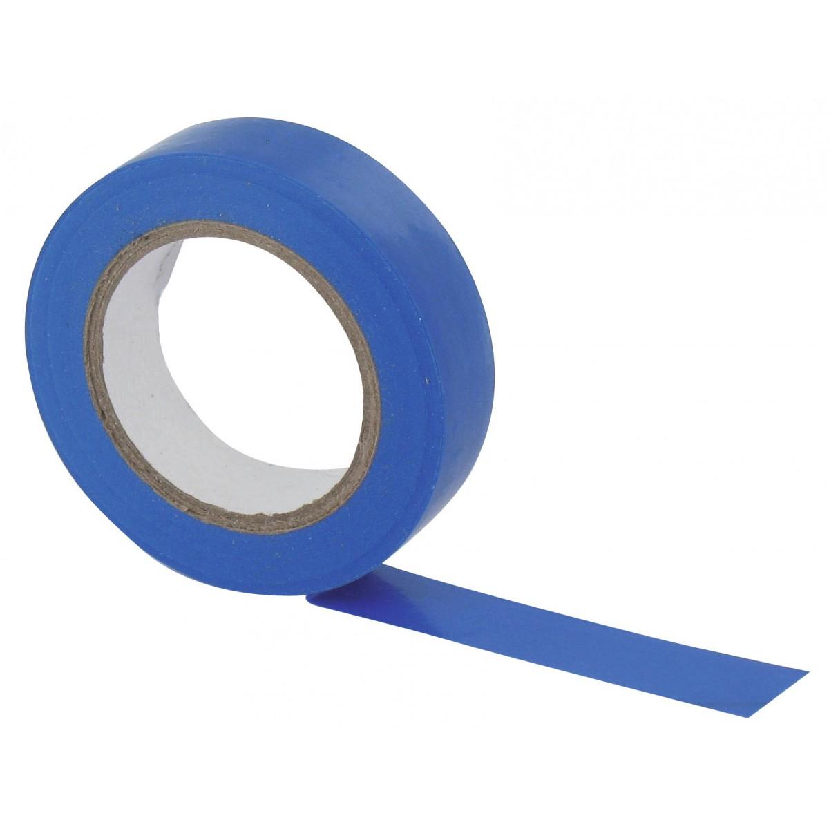 Ruban adhésif isolant Dhome - Bleu