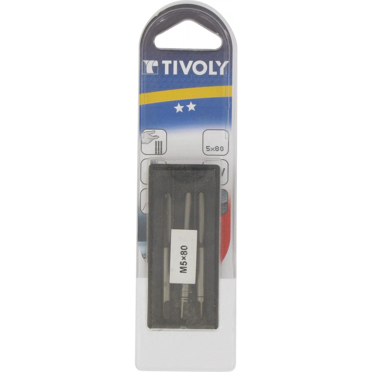 Taraud Tivoly - Diamètre 5 mm