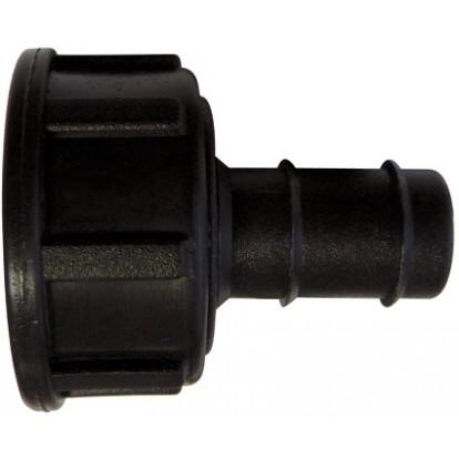 Départ cannelé tuyau diamètre 16 mm Cap Vert